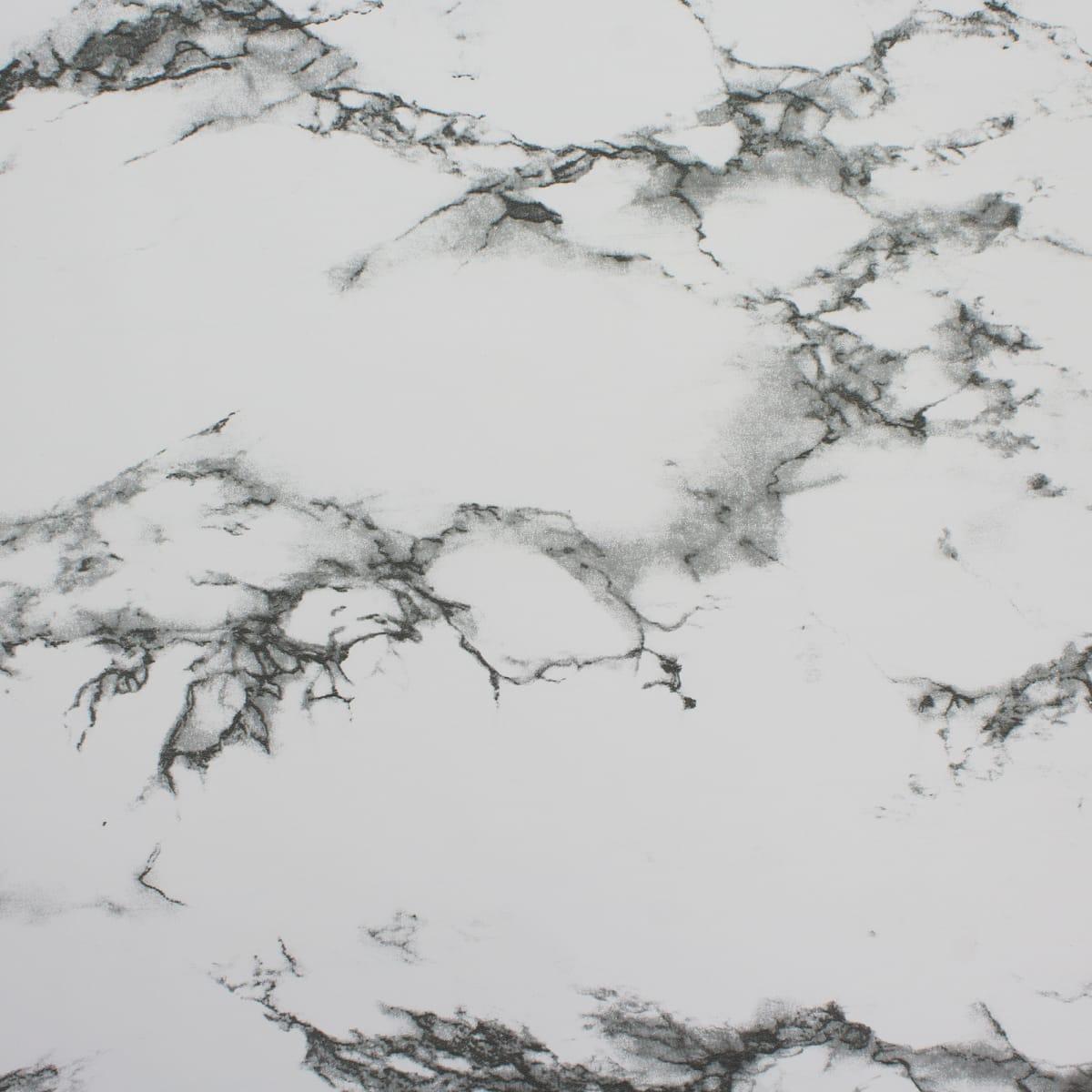 Пленка самоклеящаяся 3958, 0.45х2 м, мрамор, цвет чёрно-белый