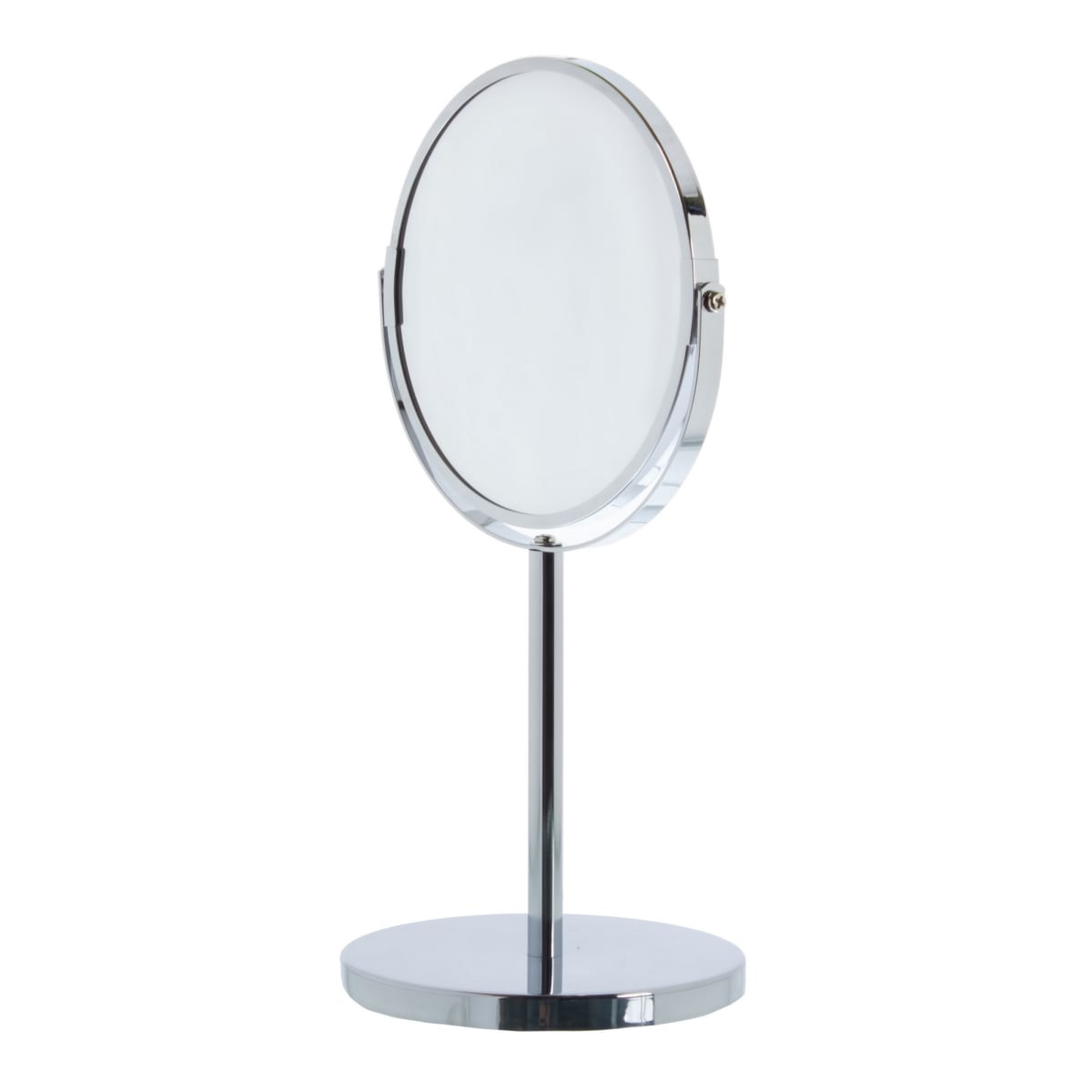 Зеркало косметическое настольное увеличительное 17 см