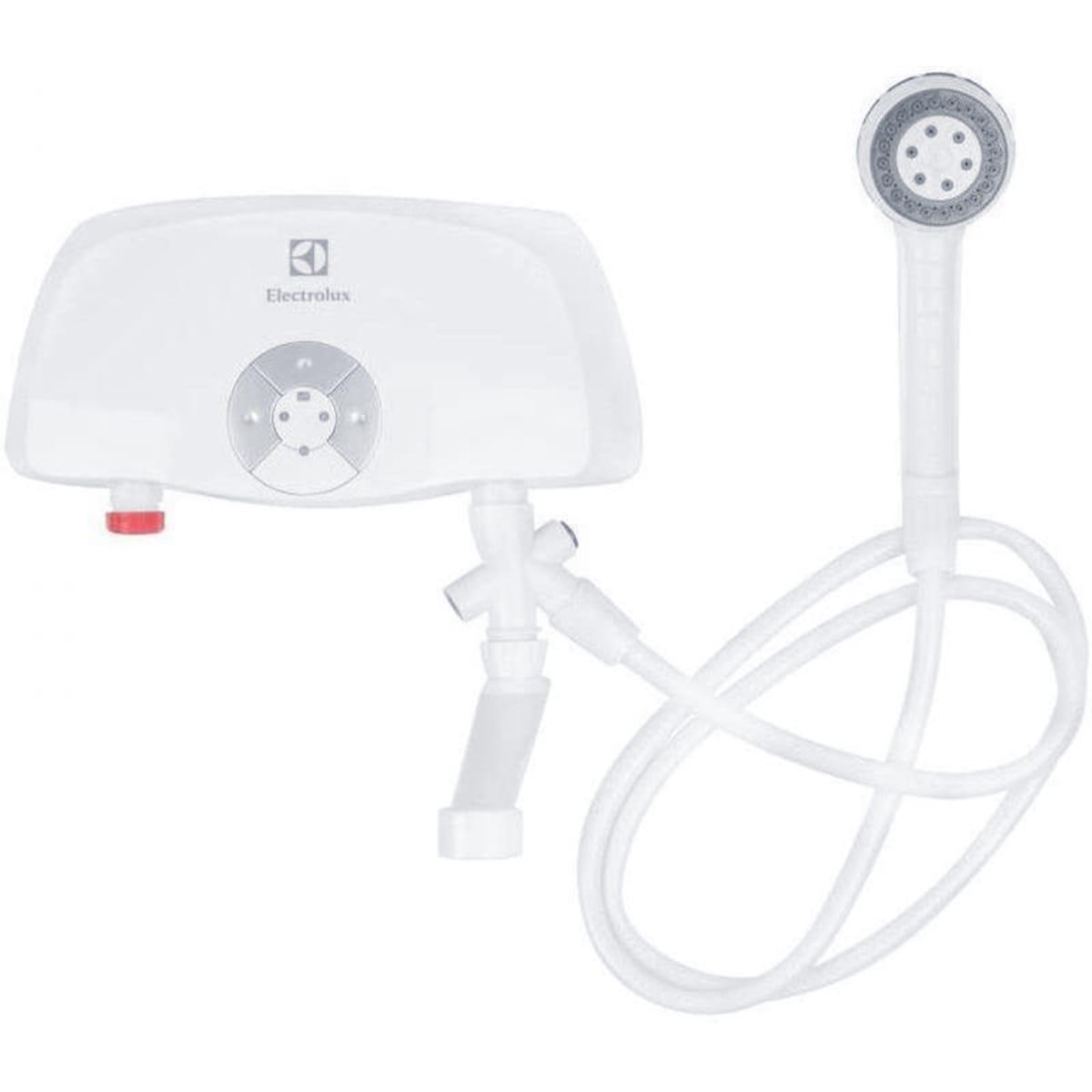Водонагреватель проточный 3.5 кВт с душем и краном Electrolux Smartfix TS