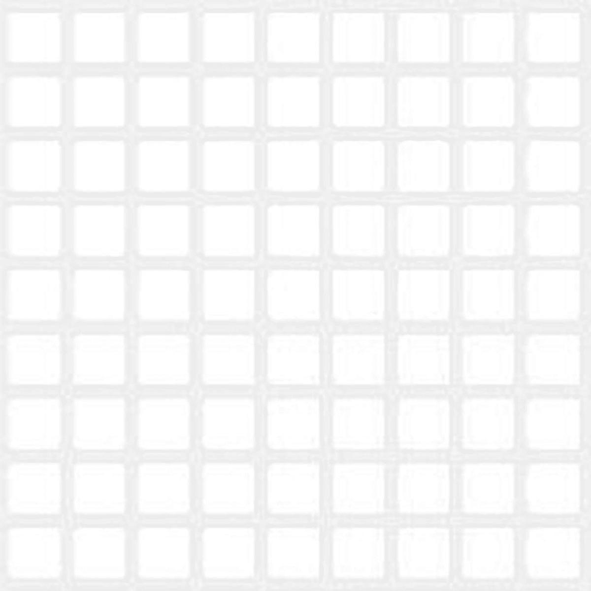 Панель ПВХ листовая 3 мм 960х485 мм Мозаика белая 0.47 м²