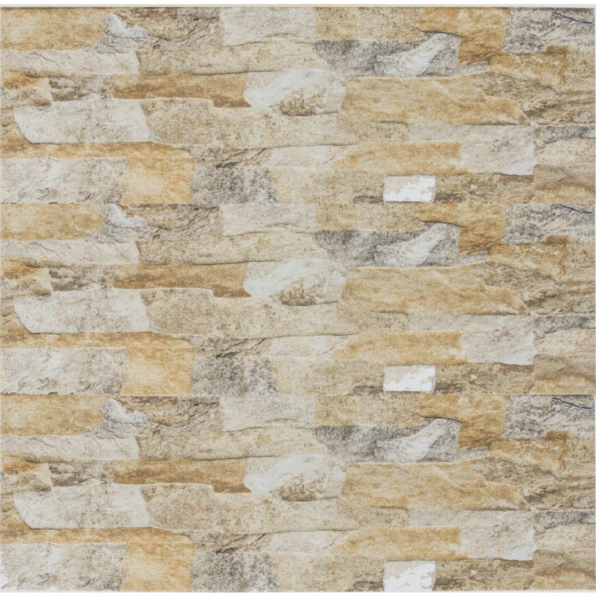 Плитка клинкерная фасадная Cerrad Aragon brick, 0.6 м2