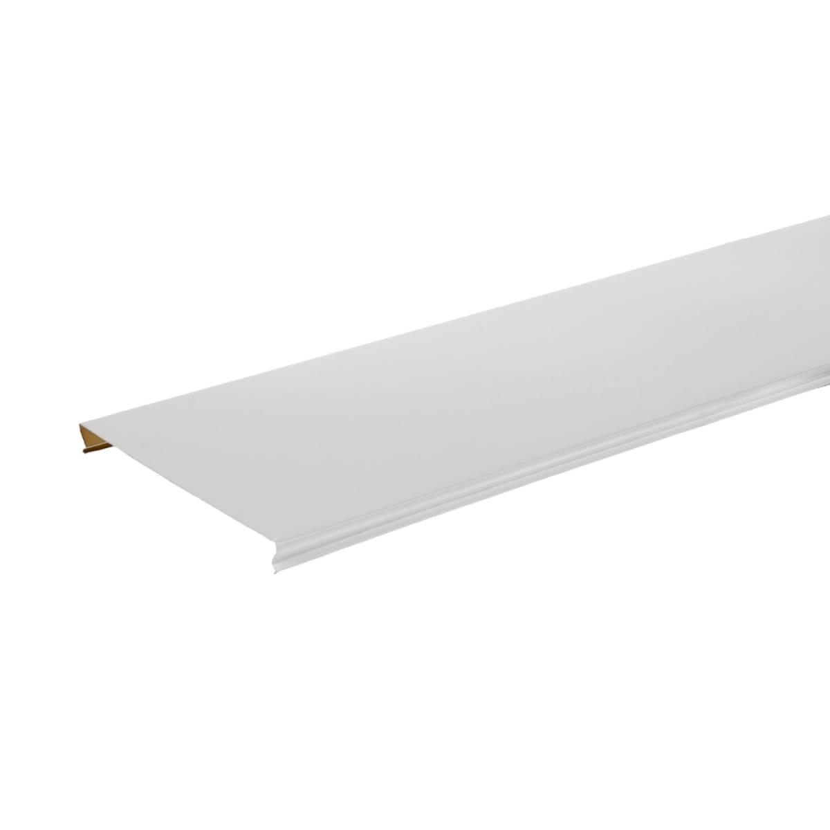 Набор реек Artens 2х1.05 м цвет белый матовый