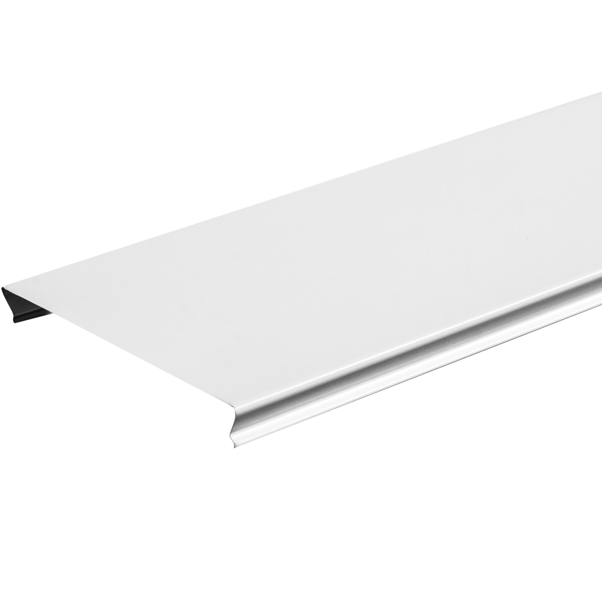 Набор реек Artens 2.5х1.05 м цвет белый матовый