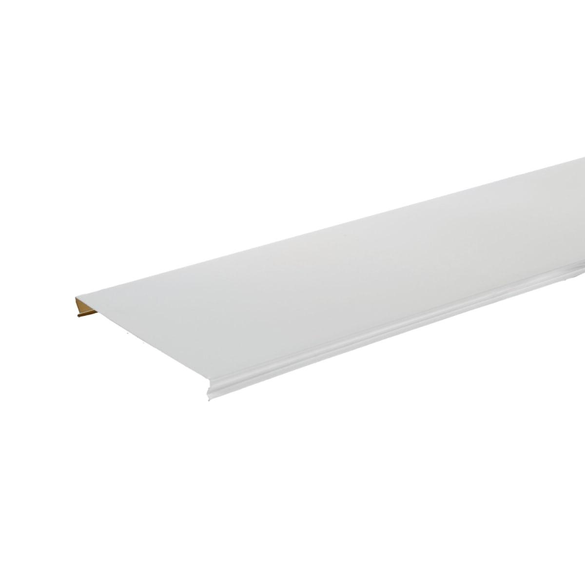 Набор реек Artens 3х1.05 м цвет белый матовый