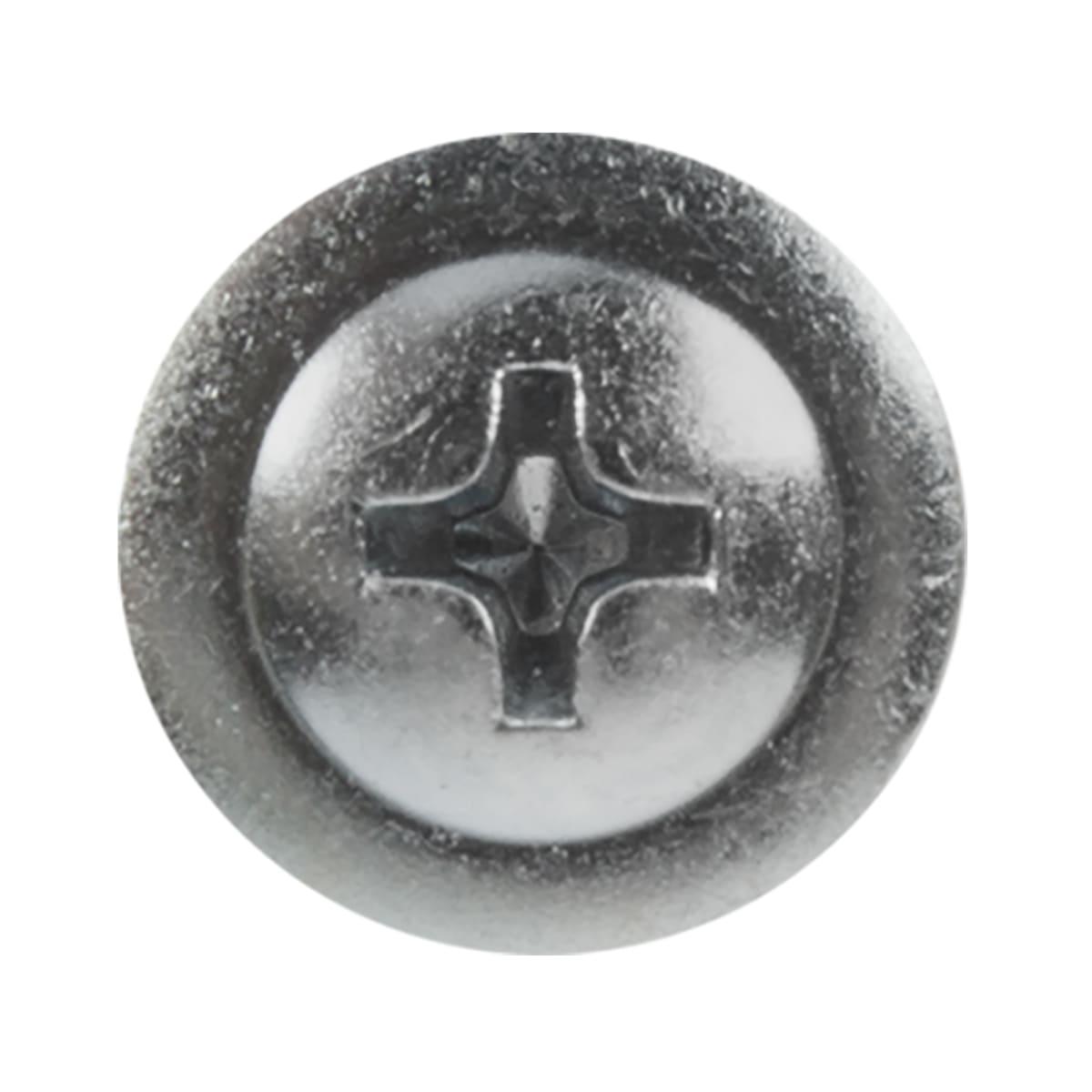 Саморезы для тонких пластин Standers оцинкованные 4.2х16 мм 20 шт.
