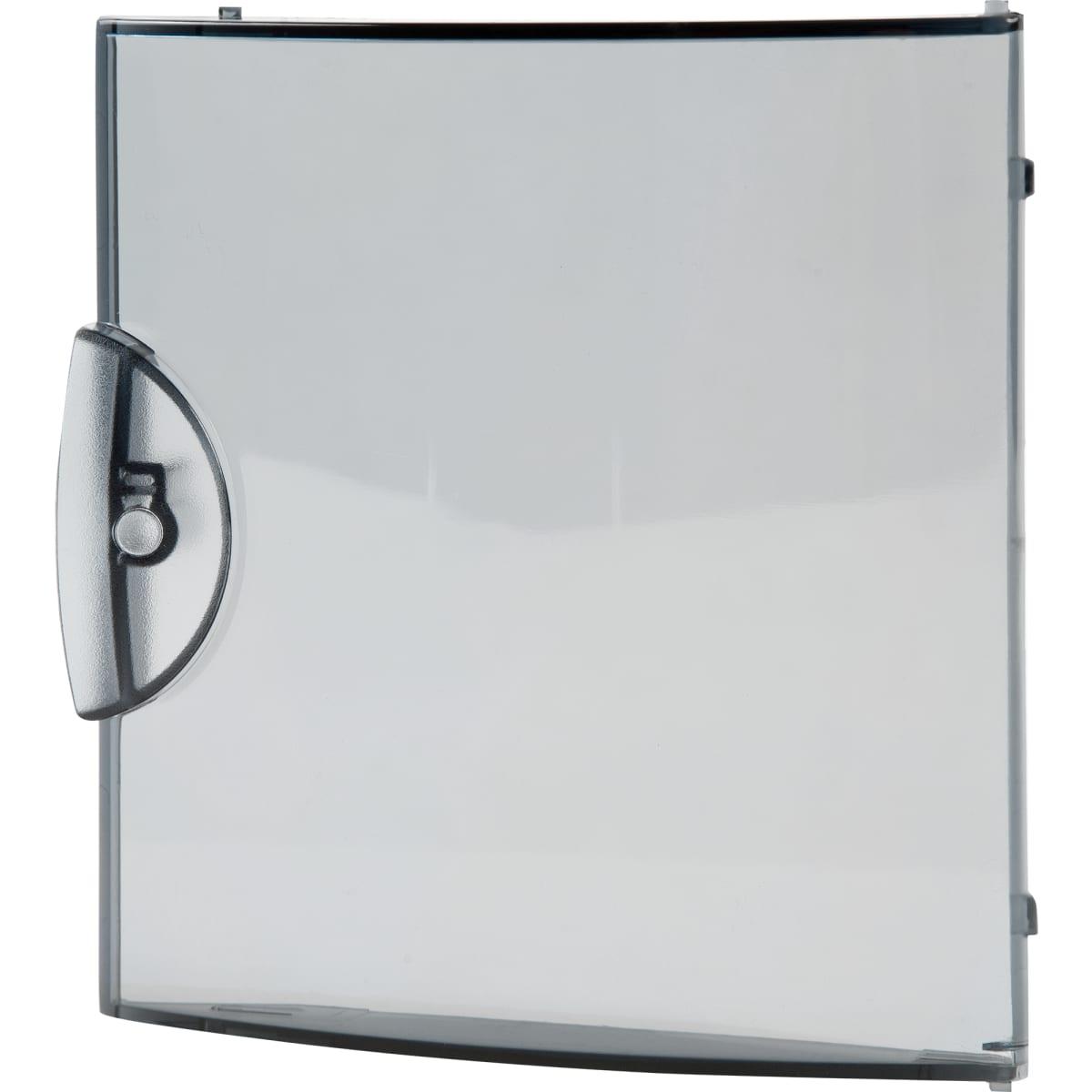 Дверца прозрачная для щита Hager на 6 модулей