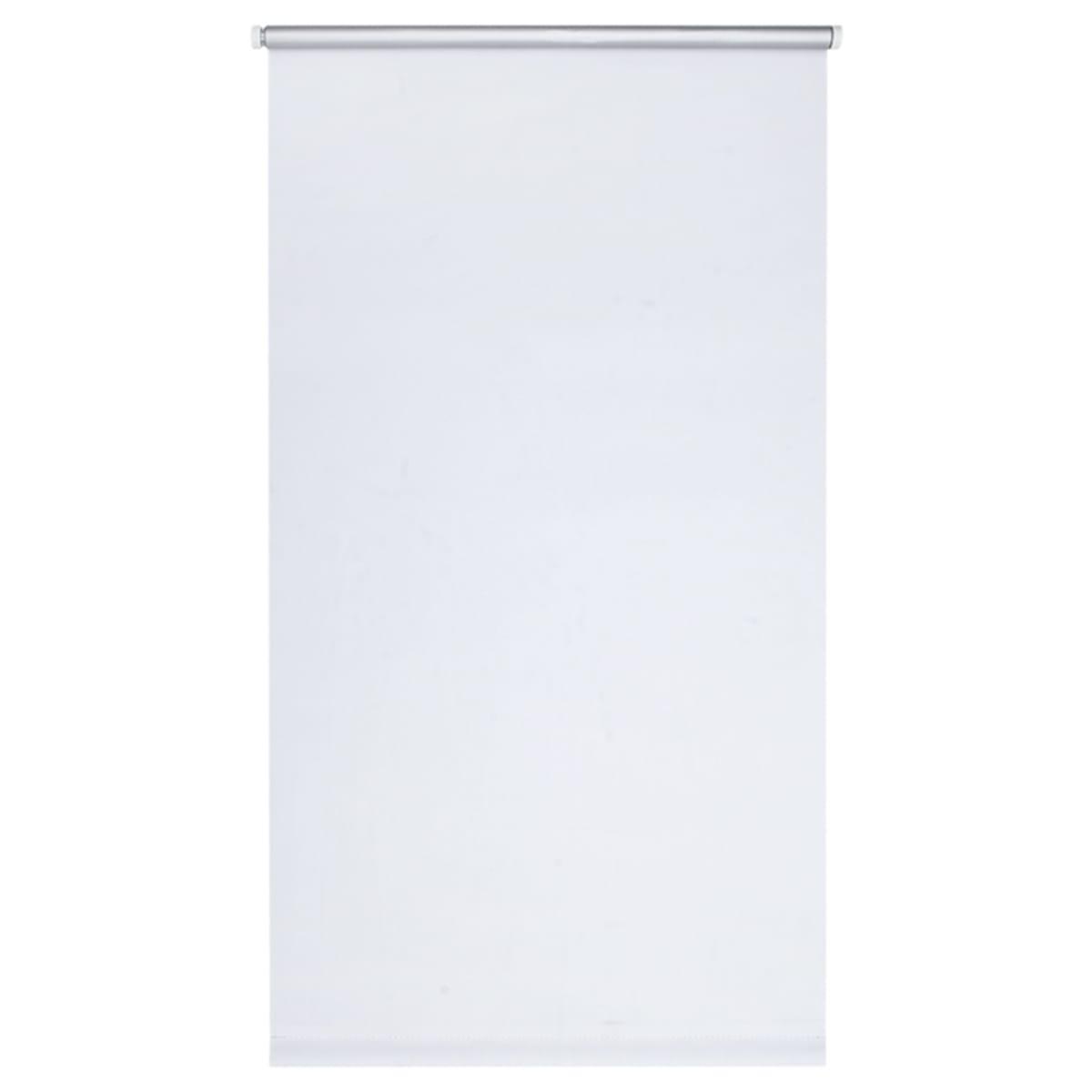 Штора рулонная Inspire Blackout 40х160 см цвет белый