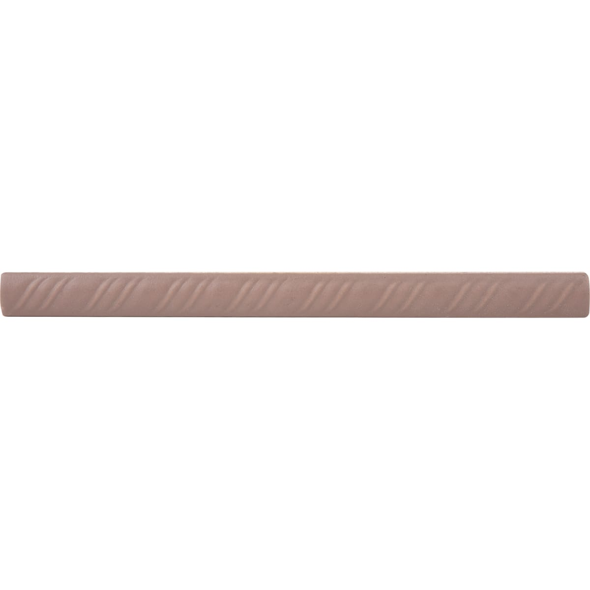 Бордюр «Флориан» 27.5х2 см цвет коричневый