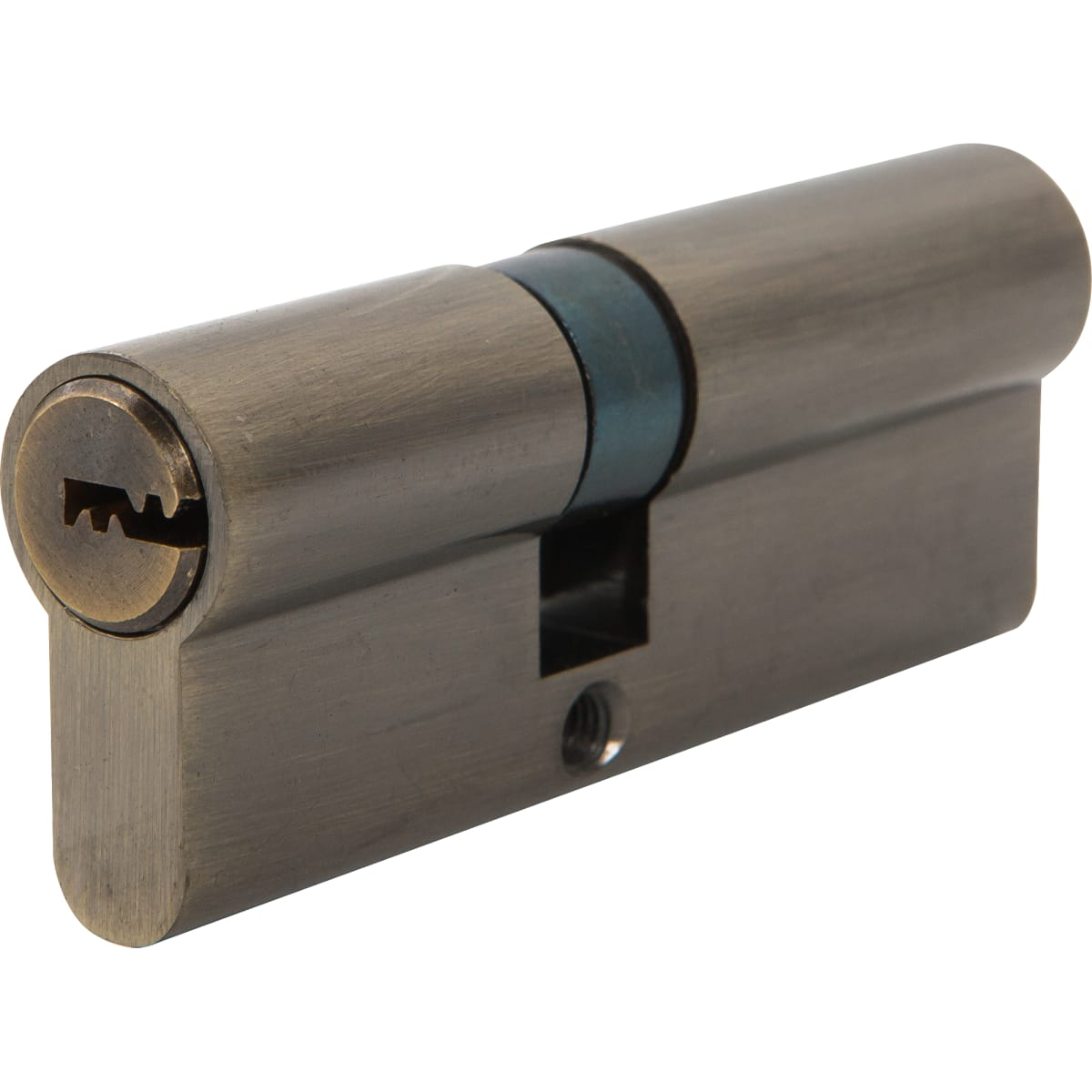 Цилиндр Standers ключ/ключ 35х45 бронза, TT-CAB3545AB
