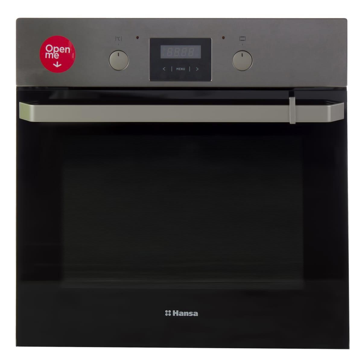 Духовой шкаф HANSA BOEI68462, 59.5x59.5x57.5 см, нержавеющая сталь