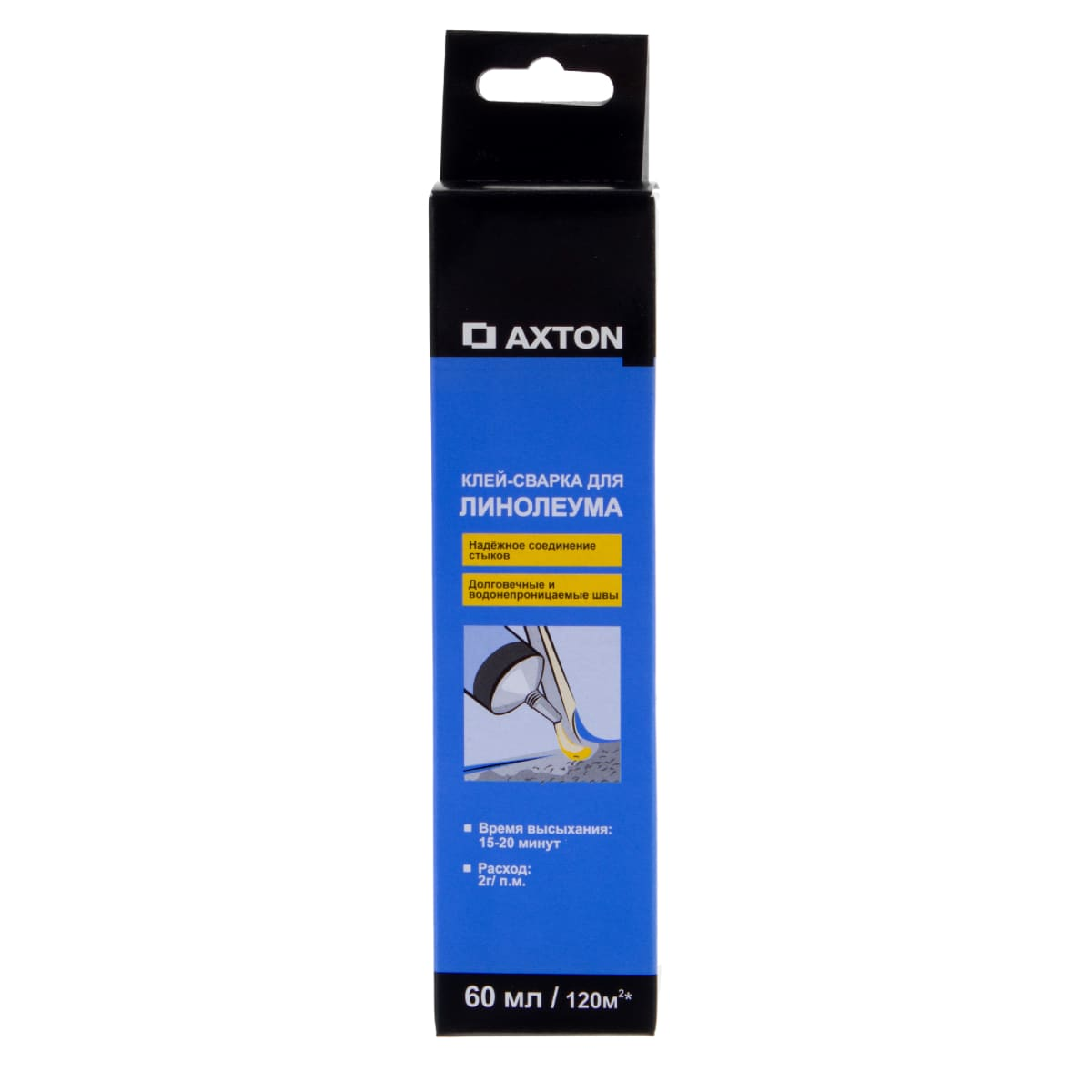 Клей-сварка Axton для линолеума 0.06 кг