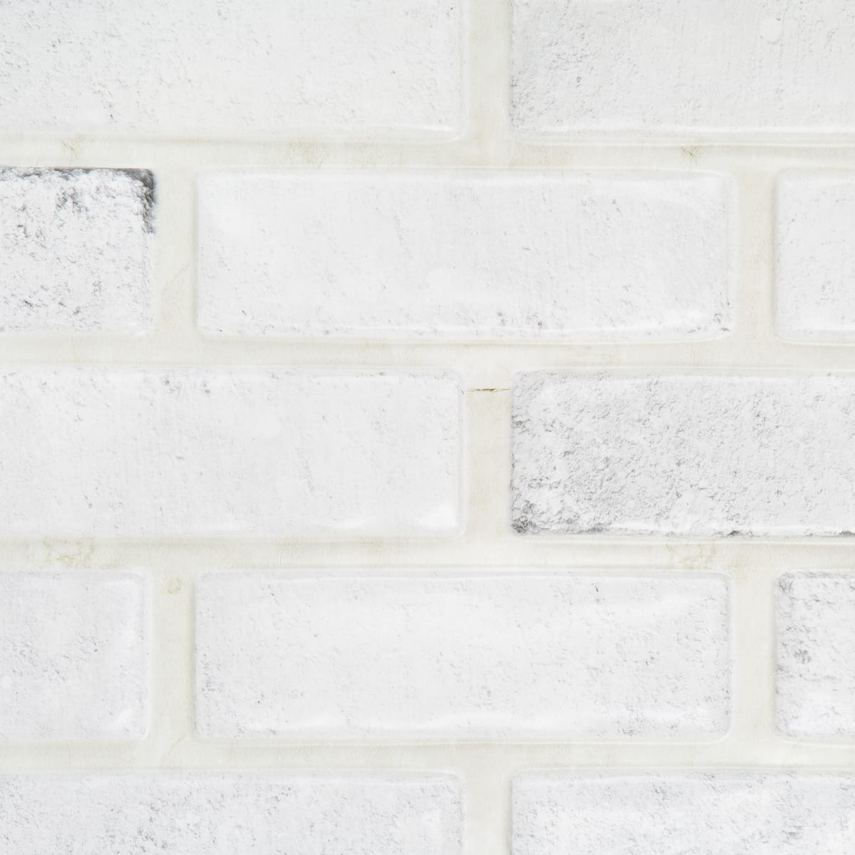 Панель ПВХ листовая 3 мм 960х485 мм Камень белый 0.47 м²