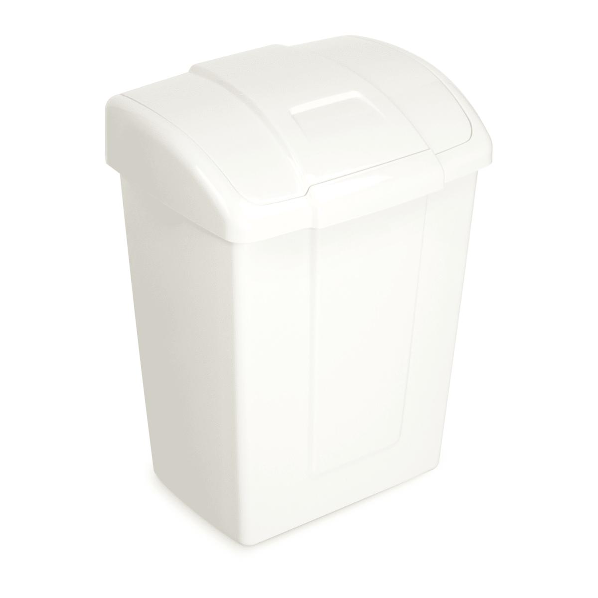 Контейнер для мусора Форте MIO, 23 л, цвет молочный