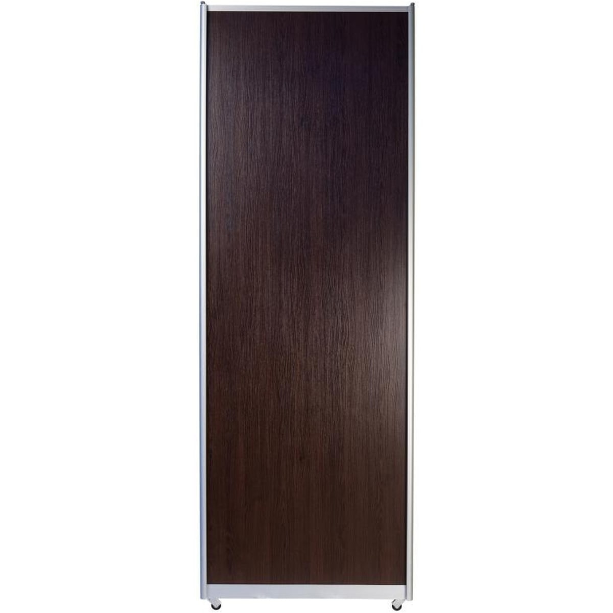 Дверь-купе Spaceo 2455х804 мм цвет венге