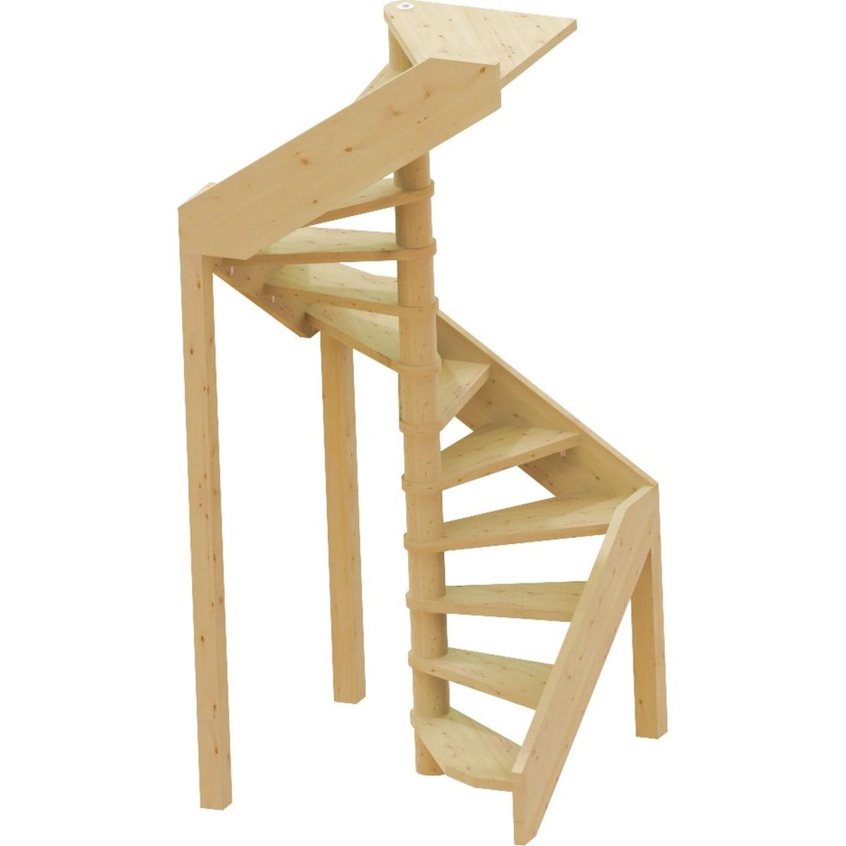 Лестница винтовая ЛВ-1,2х