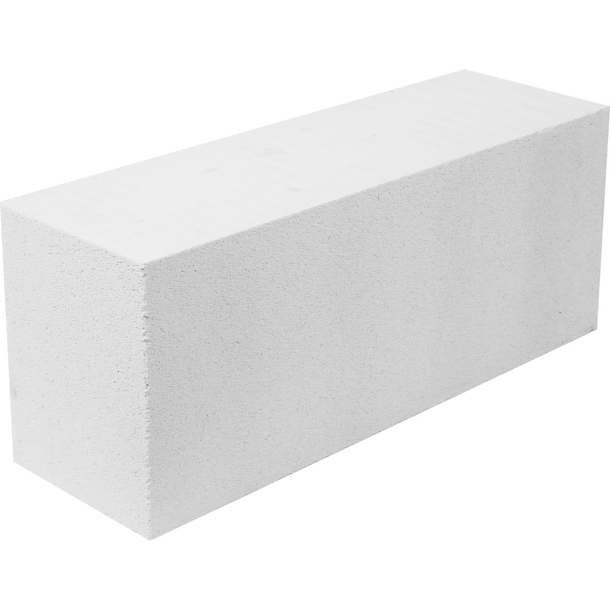 Блок газобетонный Bonolit D500 600х200х300 мм