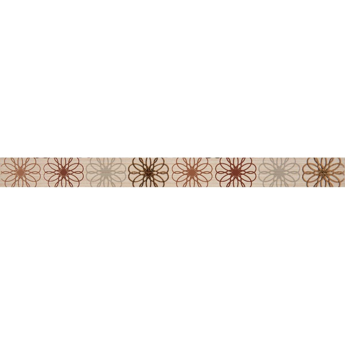 Бордюр «Дария 7» 50х4.7 см
