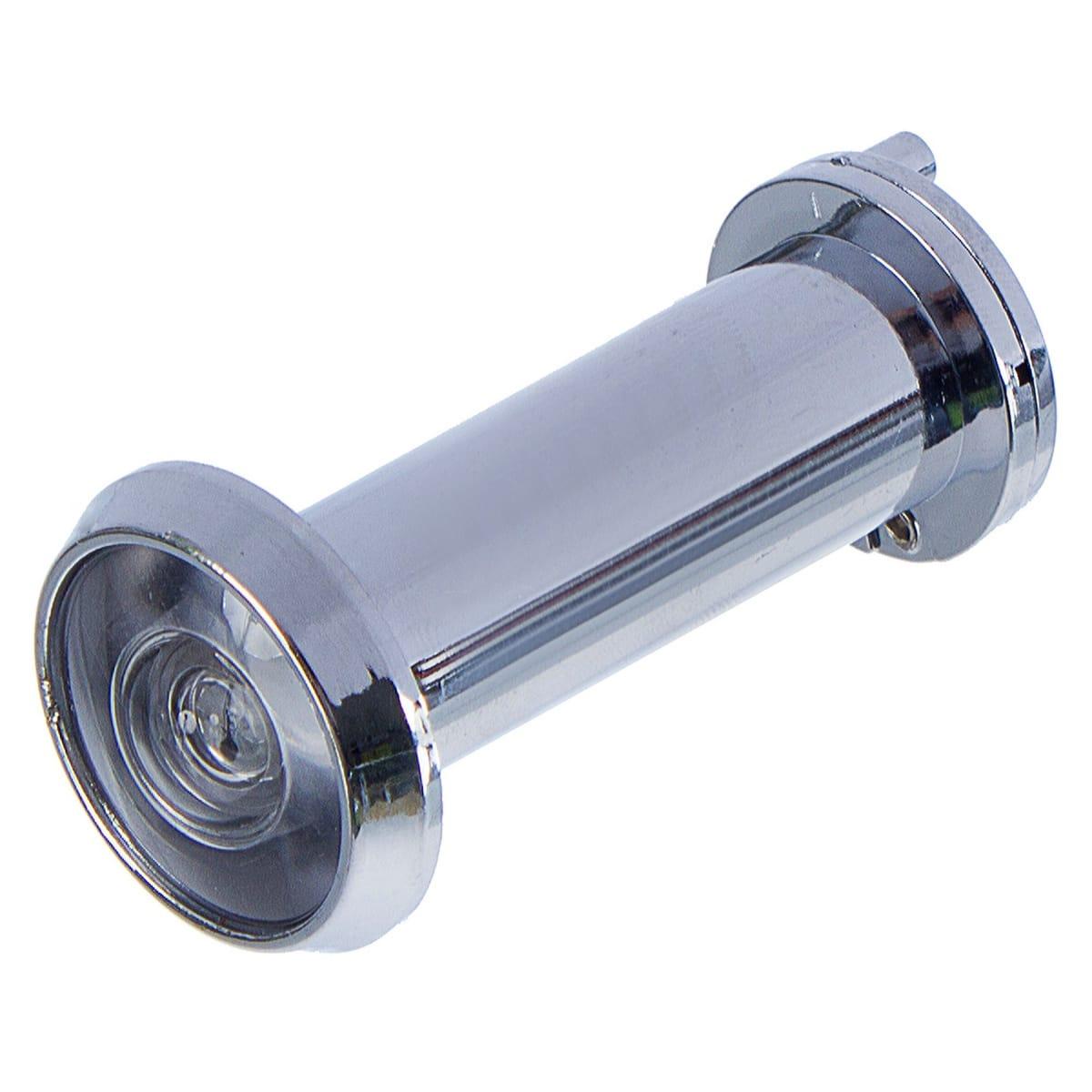 Глазок дверной DVP3, 16x140 мм, цвет хром