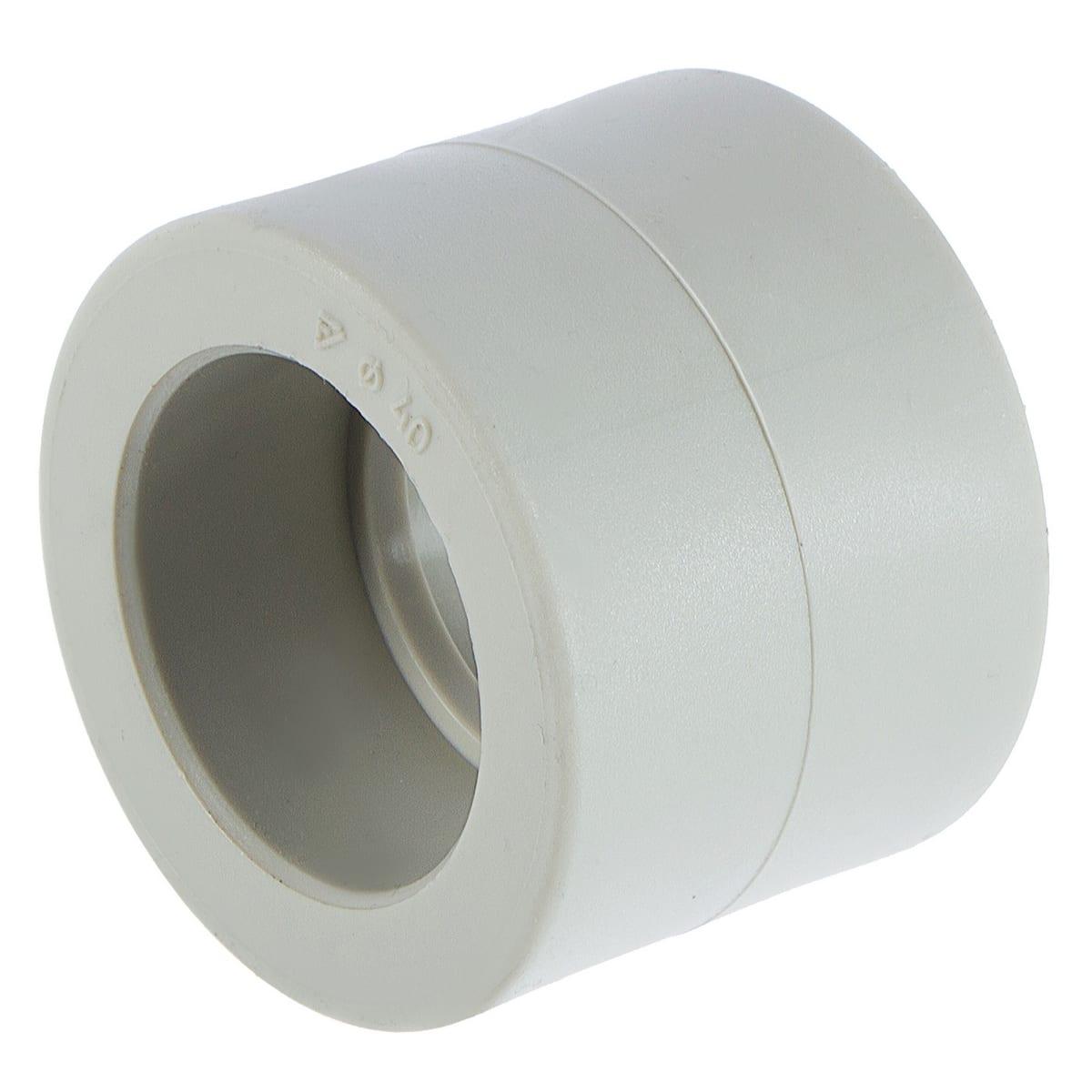 Муфта ⌀40 мм FV-PLAST полипропилен