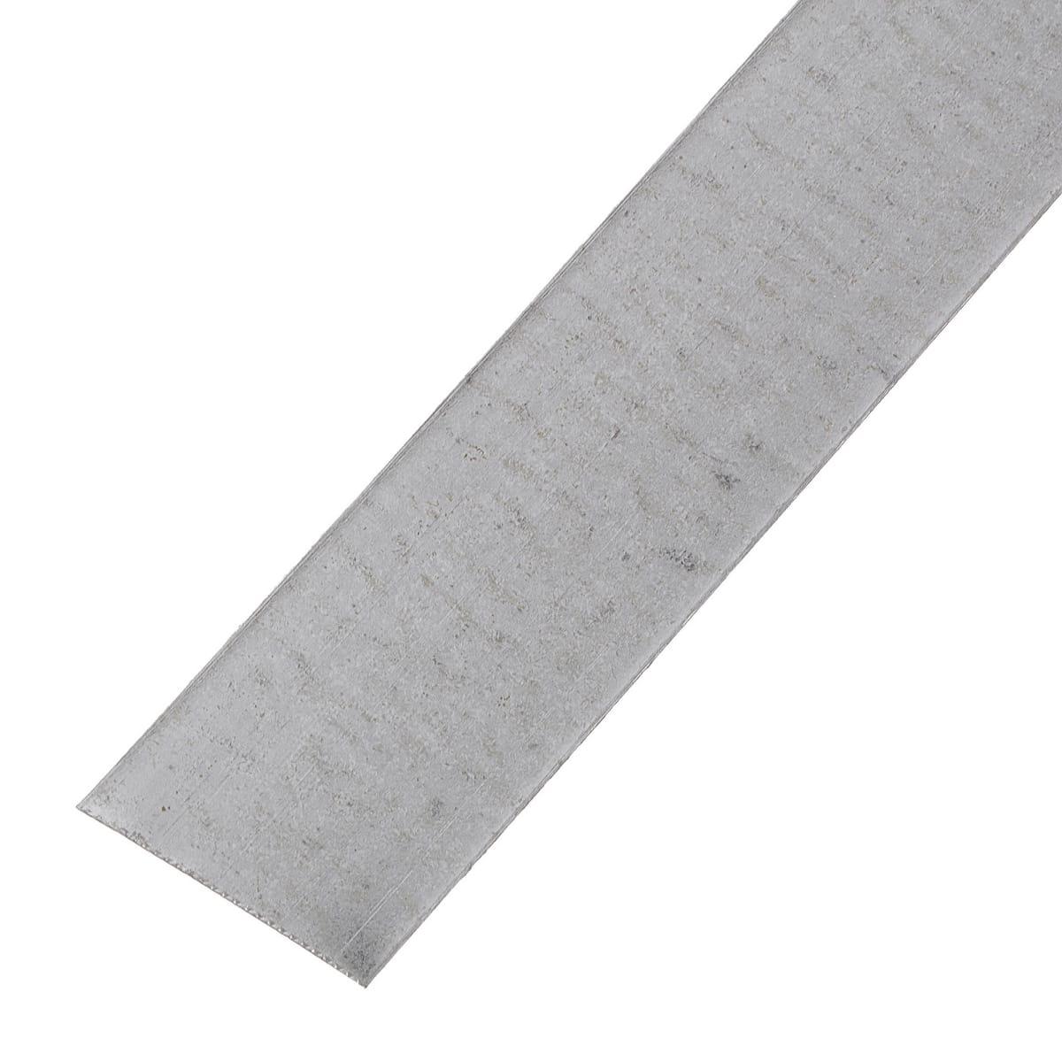 Лента без перфорации для рубероида 0.5x20 мм, 5 м