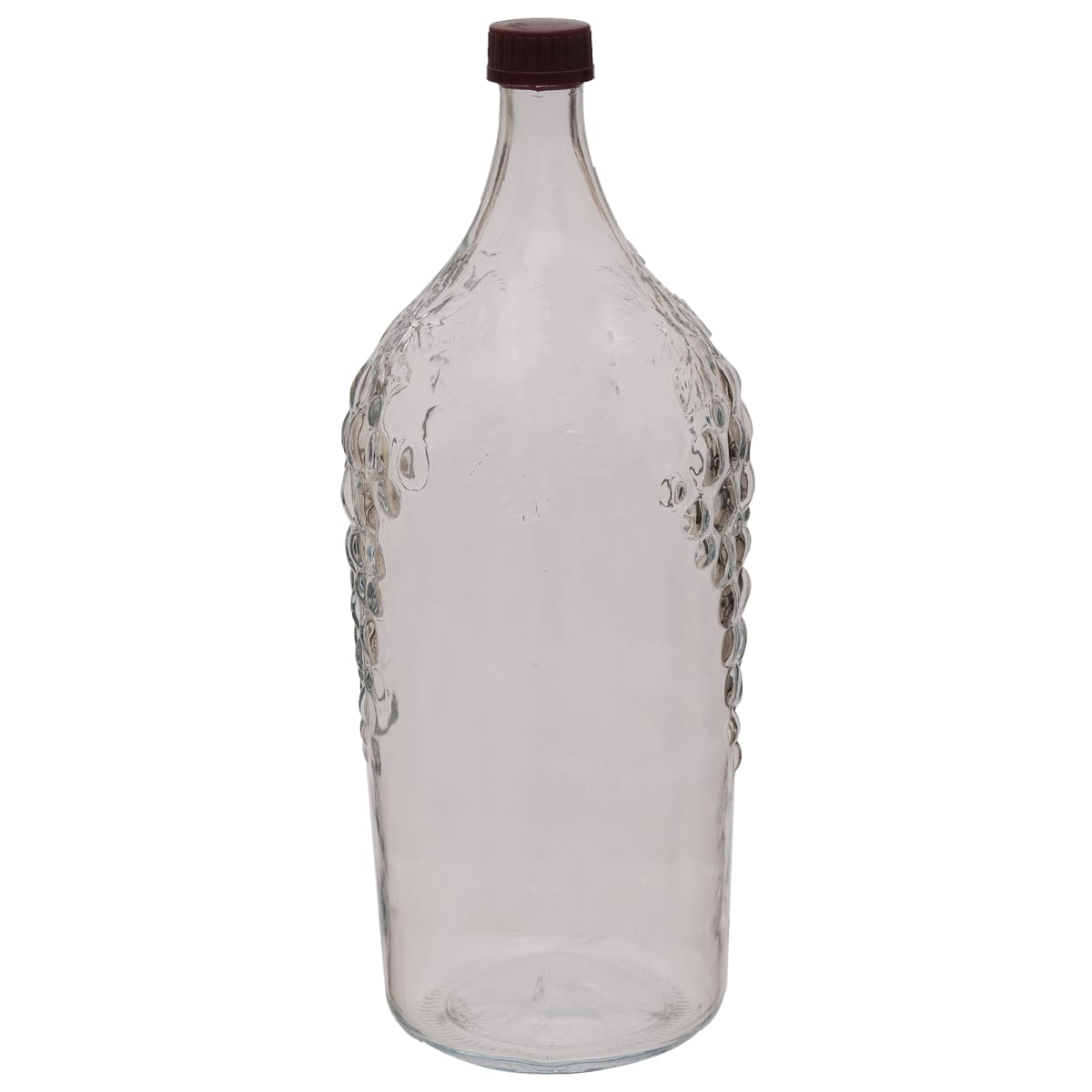 Бутыль винная «Виноград» 2 л