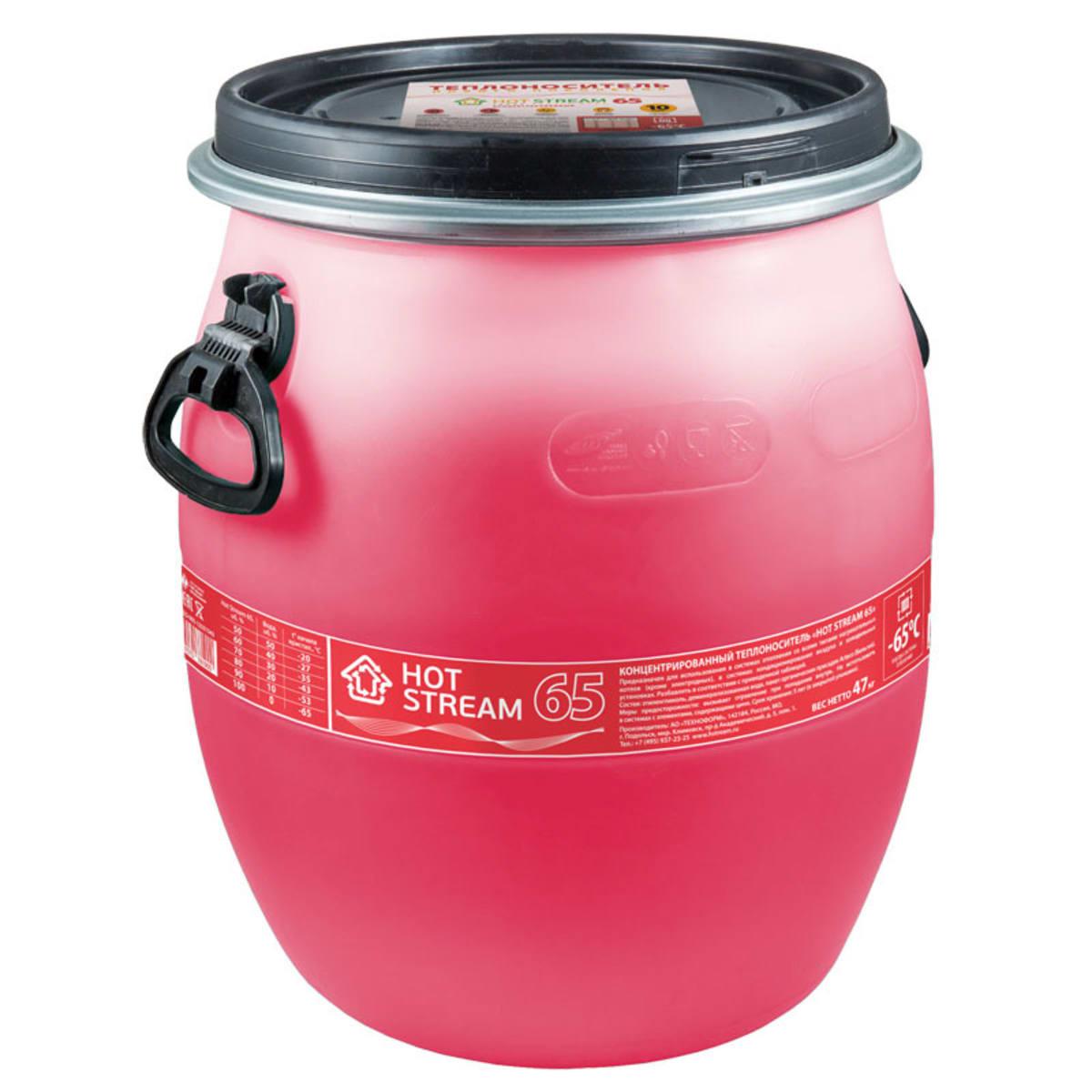 Теплоностиель Hot Stream, 47 кг