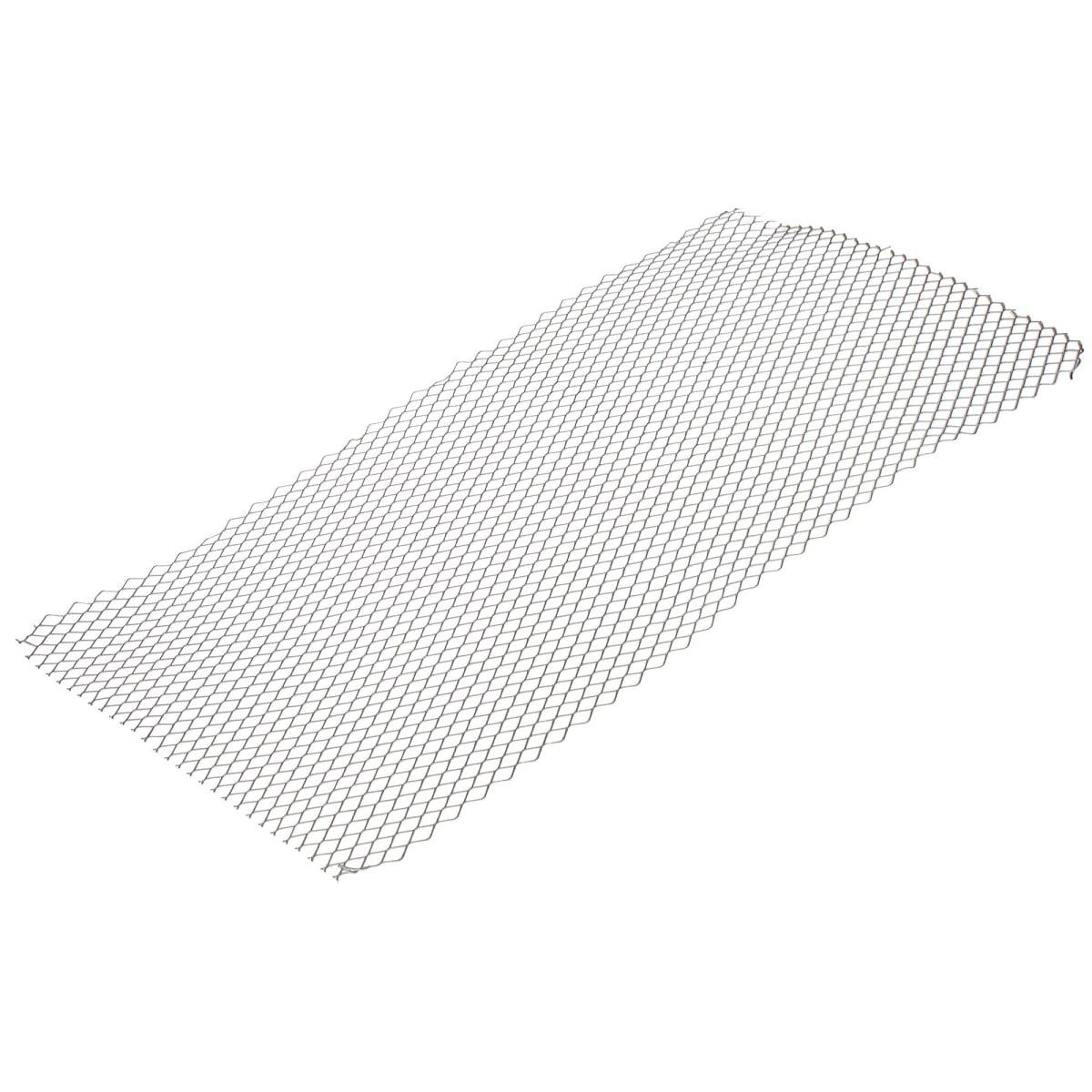 Лист декоративный ПВЛ TR10 0.8х250х500 мм, алюминий
