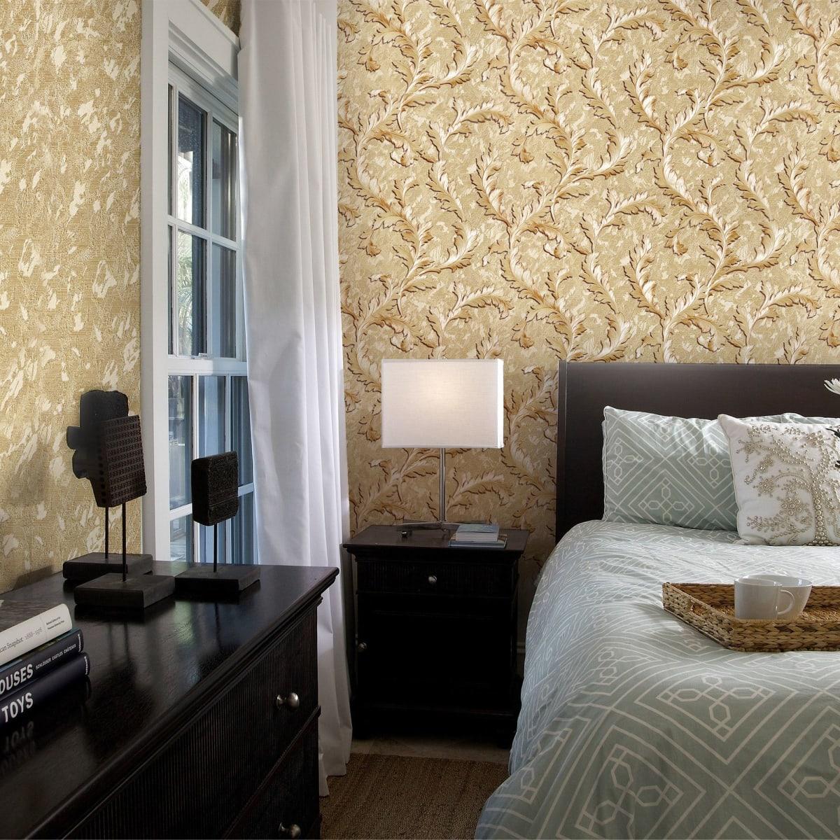 частный дом обои для стен в леруа мерлен фото собой прямоугольник светло-коричневого