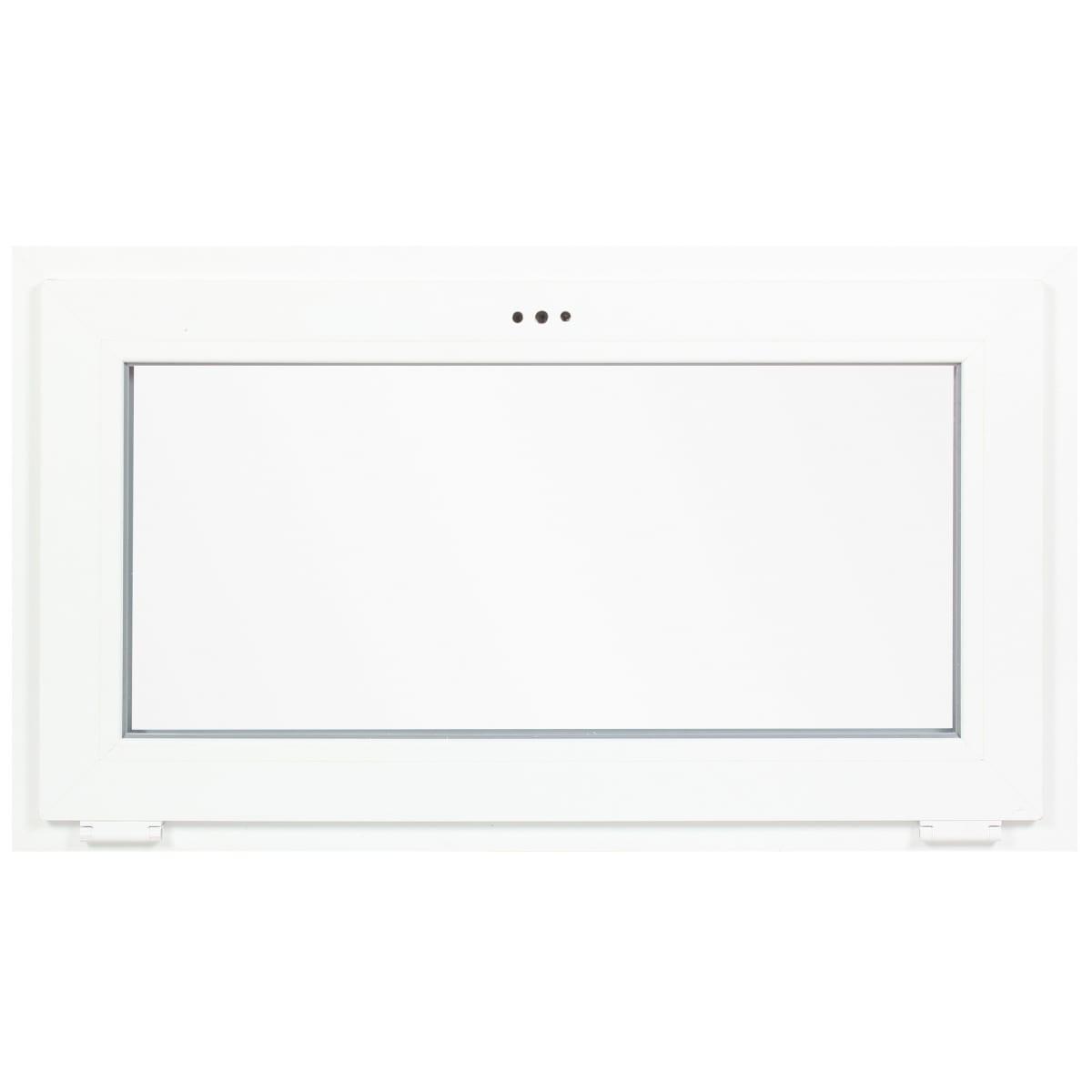 Окно-фрамуга ПВХ, 60x100 см