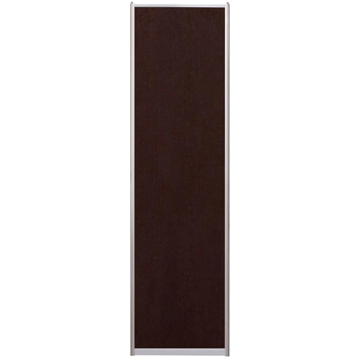 Дверь-купе Spaceo 2255x604 мм, цвет венге