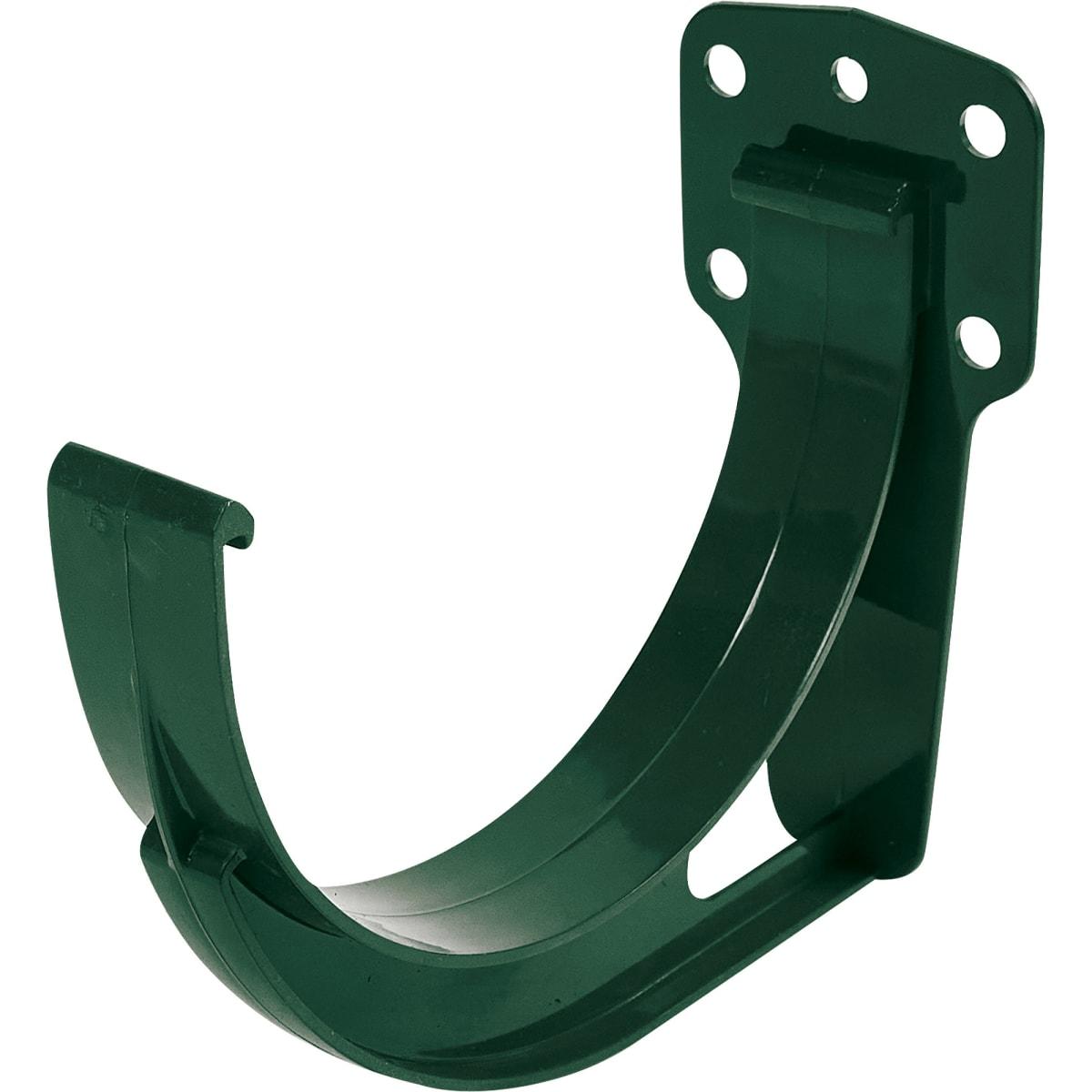 Кронштейн желоба 12 мм цвет зелёный