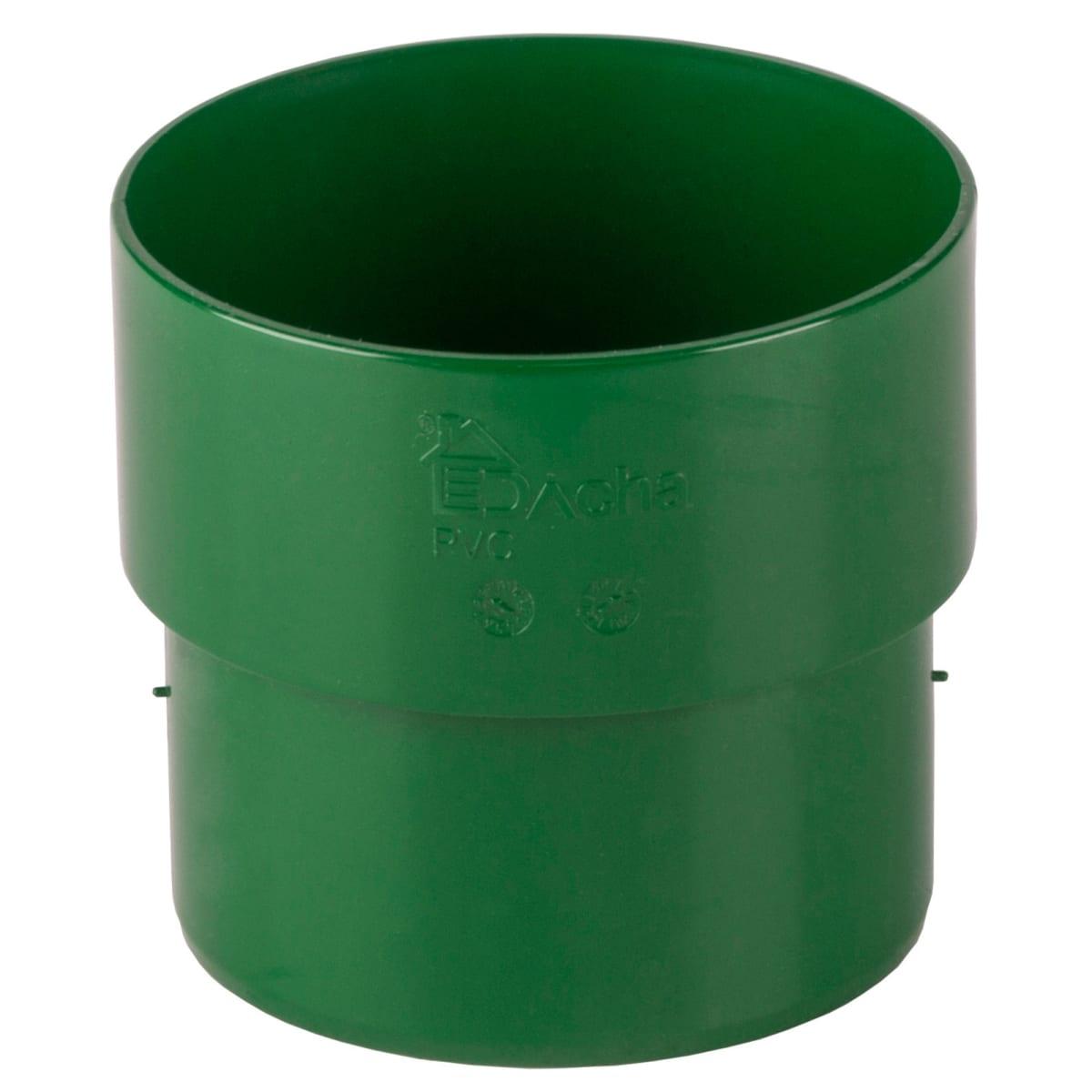 Муфта соединительная Dacha 80 мм цвет зелёный