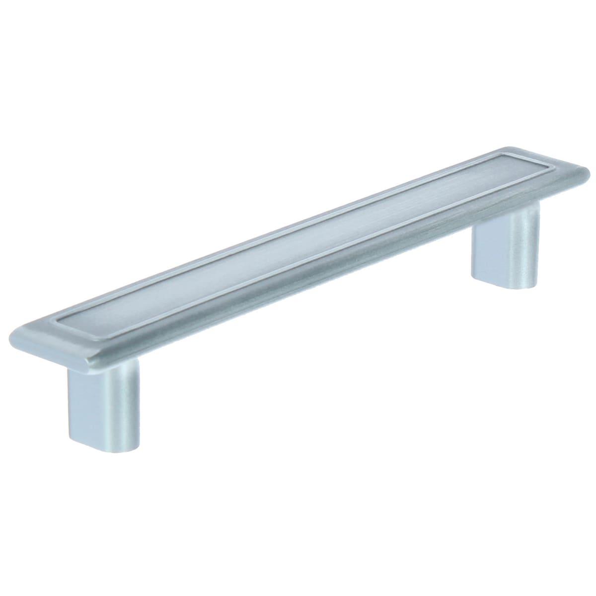 Ручка-скоба 86, цвет серебро состаренное