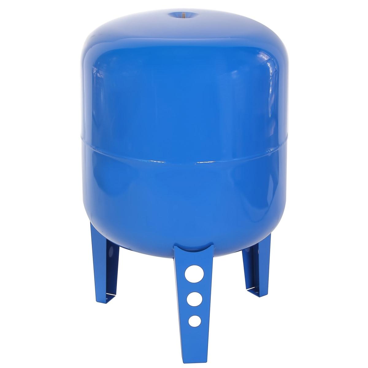Гидроаккумулятор вертикальный 80 л, фланец оцинкованная сталь