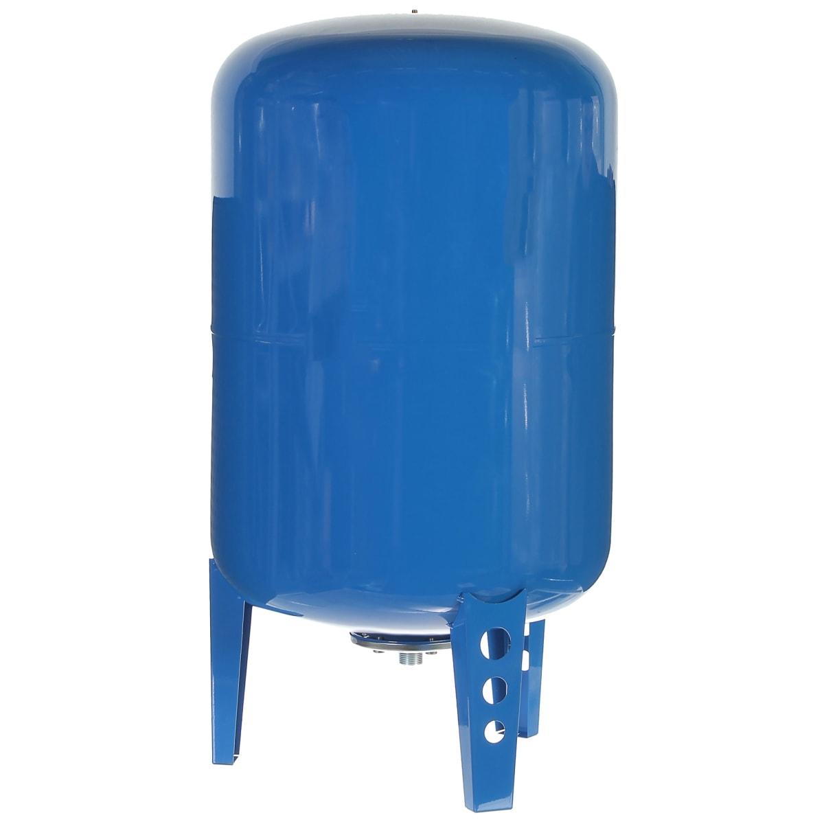 Гидроаккумулятор вертикальный 150 л, фланец оцинкованная сталь