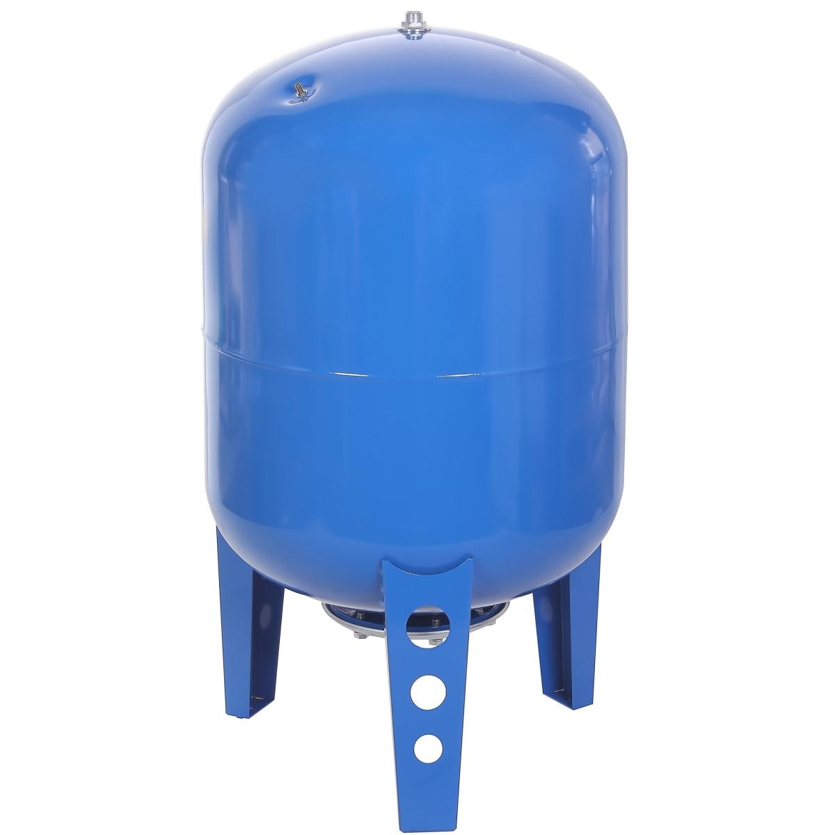 Гидроаккумулятор вертикальный 200 л, фланец оцинкованная сталь