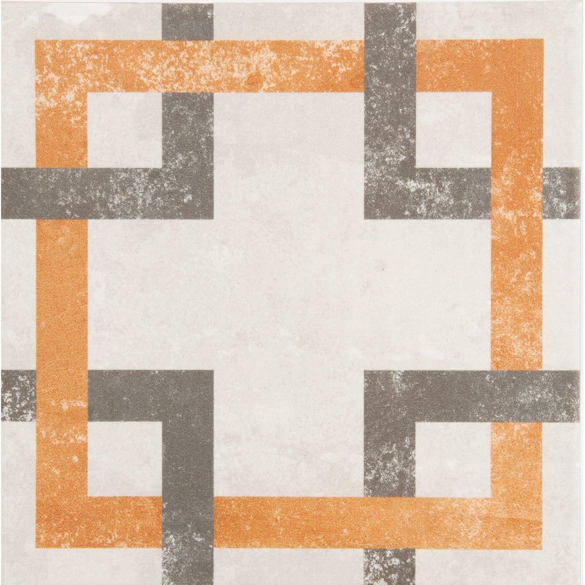 Декор Ethno Микс №5 18.6х18.6 см