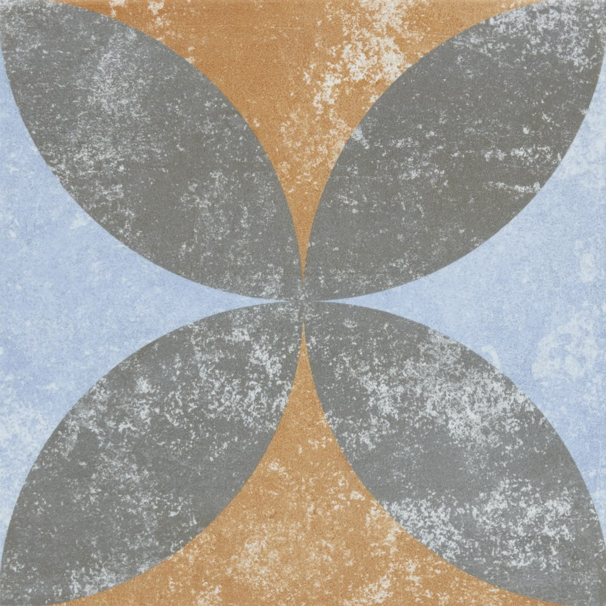 Декор Ethno Микс №18 18.6х18.6 см