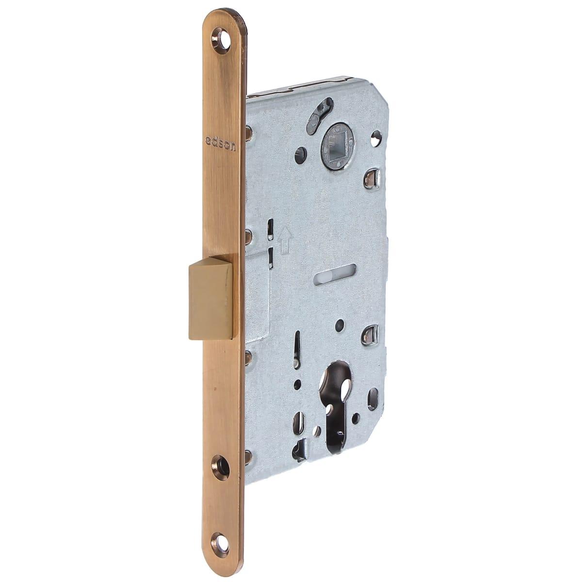 Защёлка под ключ EDS-50-85 B.CF, пластик