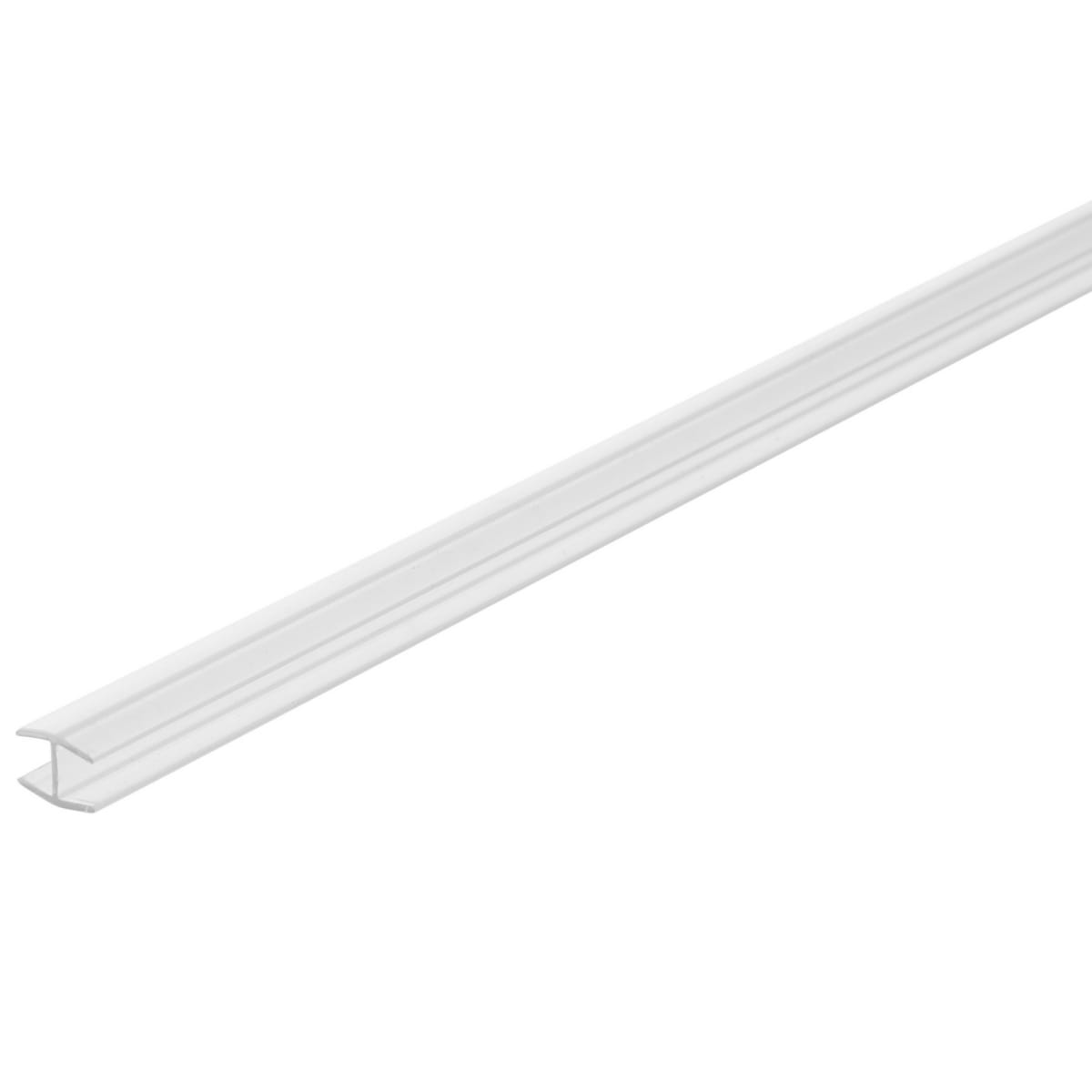 Профиль соединительный Н-образный для стеновой панели, 60х0.4 см, пластик