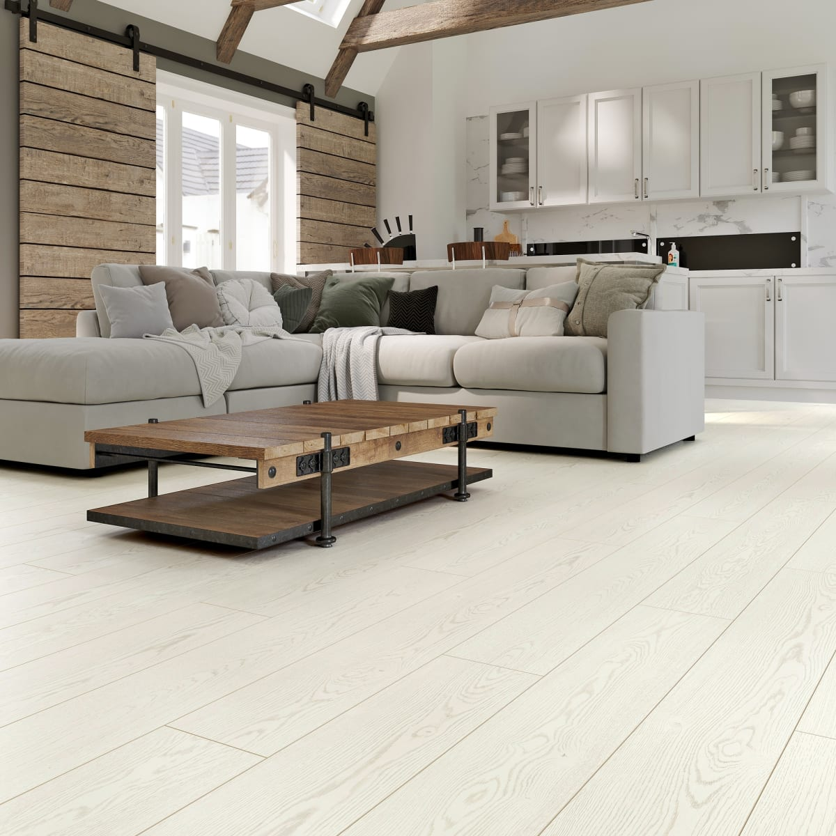 Ламинат Artens «Дуб Невада» 33 класс толщина 8 мм с фаской 2.131 м²