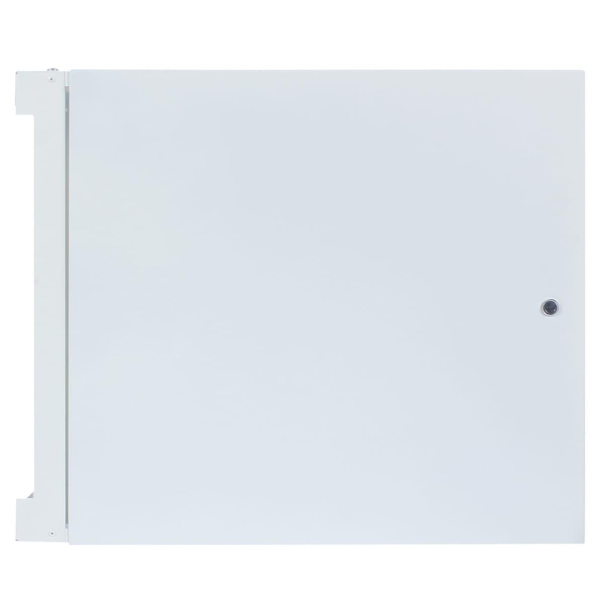 Шкаф коллекторный ШРН-2 наружный 550х118х652-715 мм