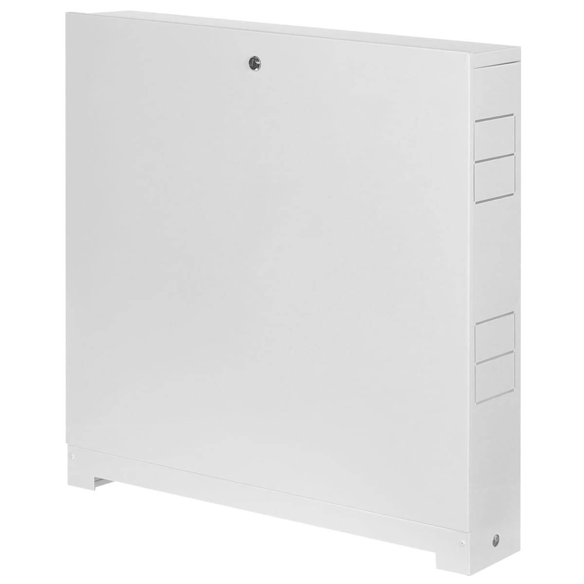Шкаф коллекторный ШРН-3 наружный 697х118х652-715 мм