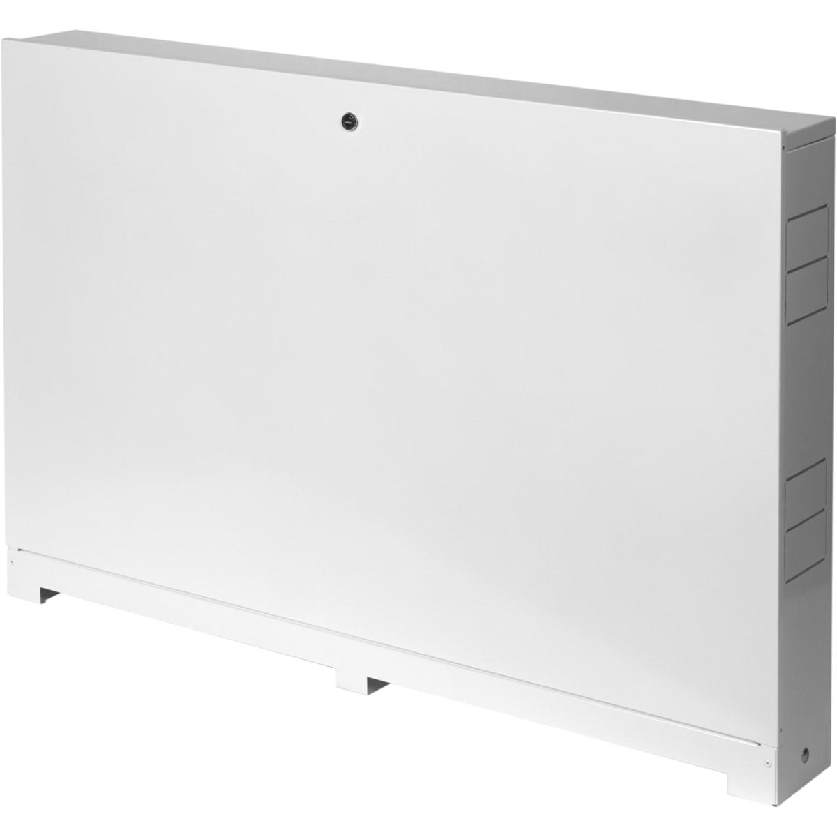Шкаф коллекторный ШРН-5 наружный 998х118х652-715 мм