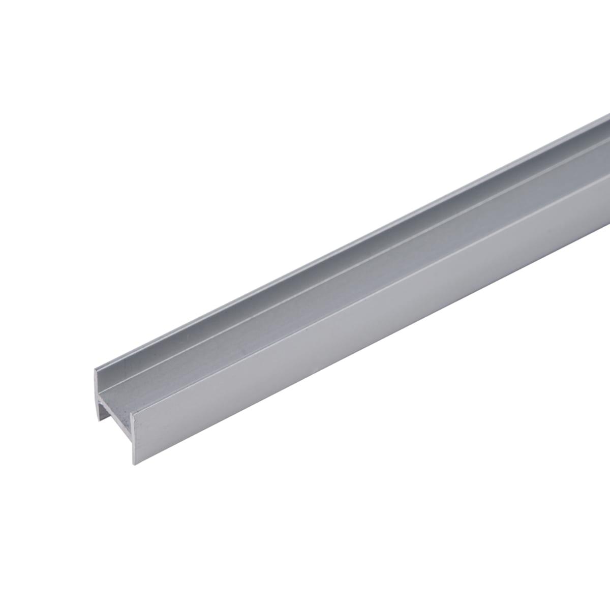 H-профиль 6мм RAL9006