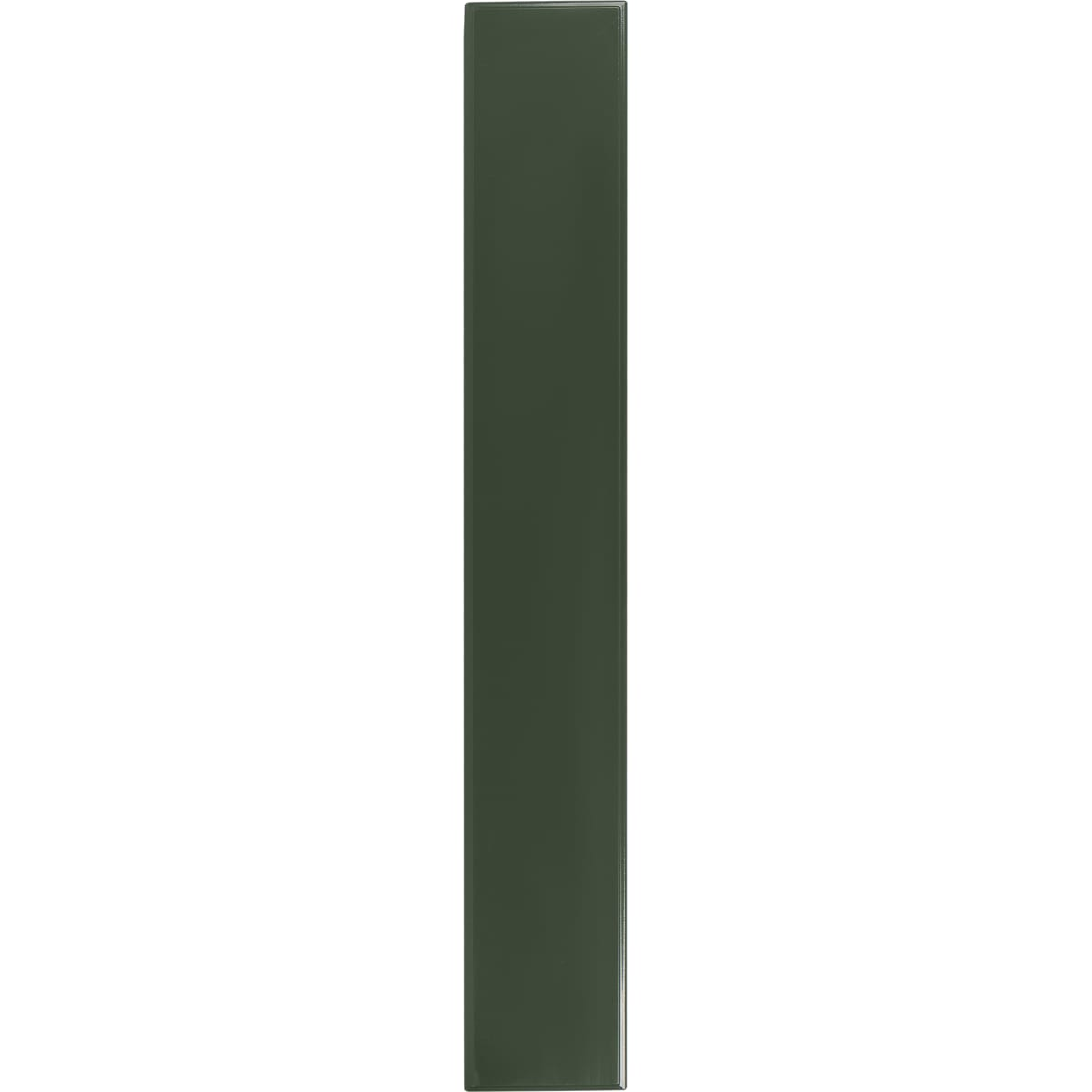 Дверь для шкафа Delinia ID «Мегион» 15x102.4 см, МДФ, цвет тёмно-серый