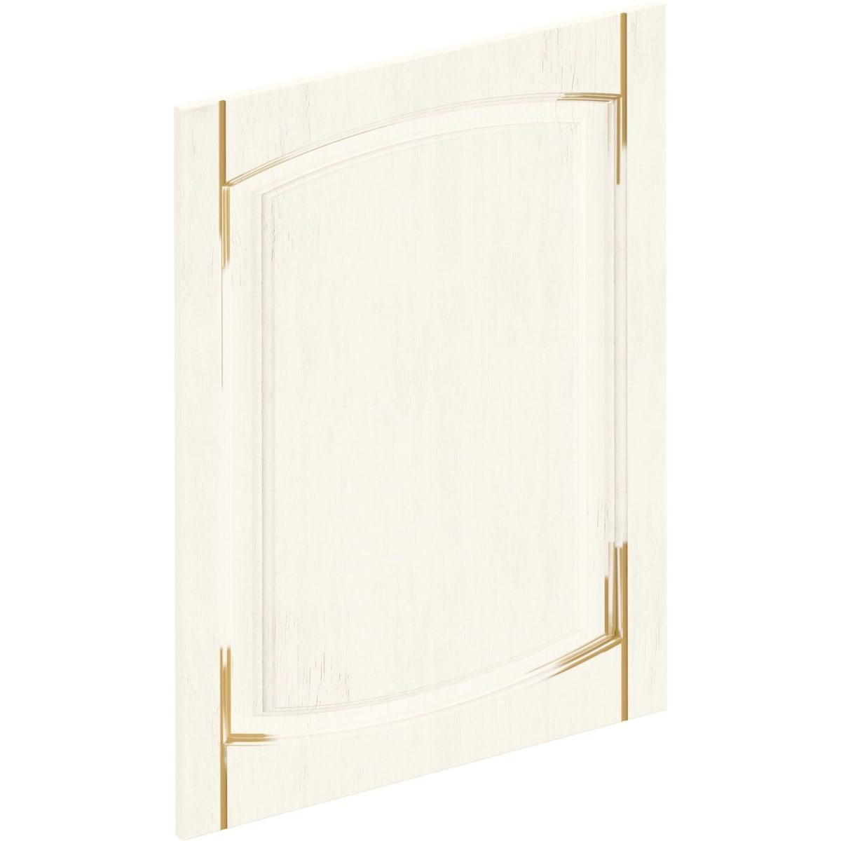 Дверь для шкафа Delinia ID «Петергоф» 60x77 см, МДФ, цвет бежевый
