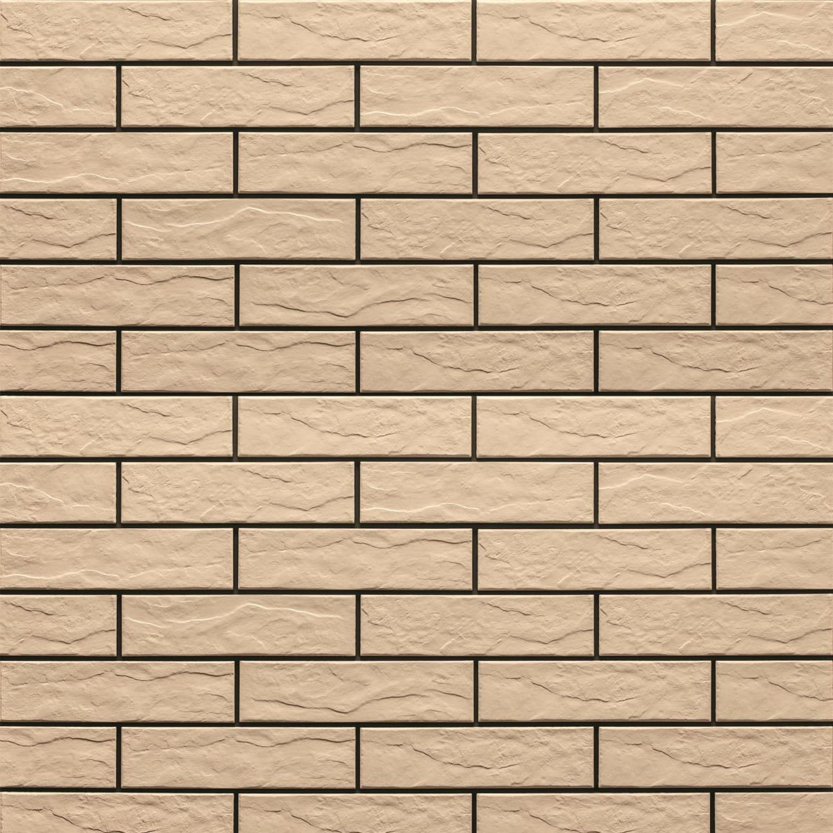Плитка фасадная «Rustico krem», 0.5 м²