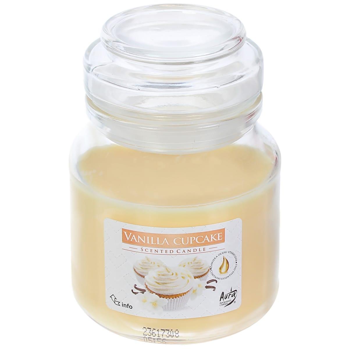 Свеча ароматизированная в банке «Ванильное эскимо»