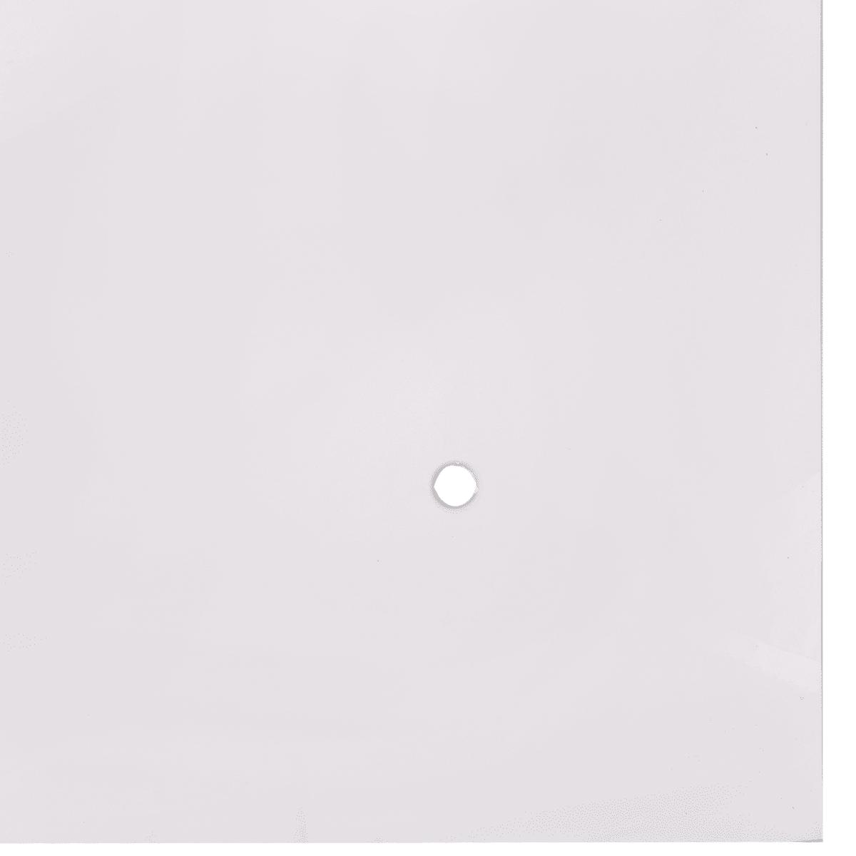 Стеновая панель, 90x60x0.6 см, стекло, цвет прозрачный
